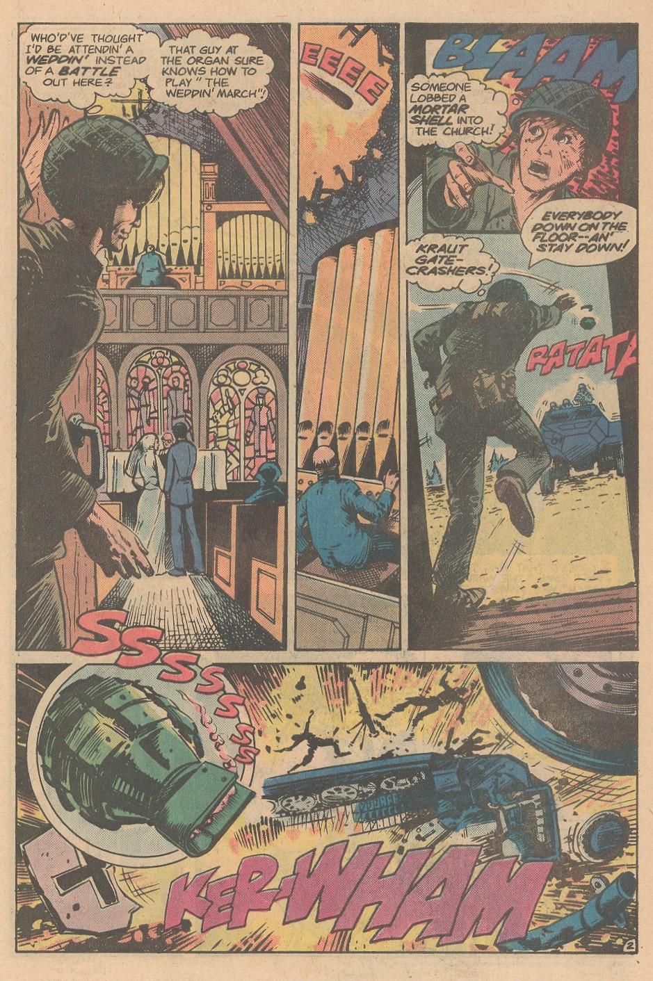 Read online Sgt. Rock comic -  Issue #359 - 22