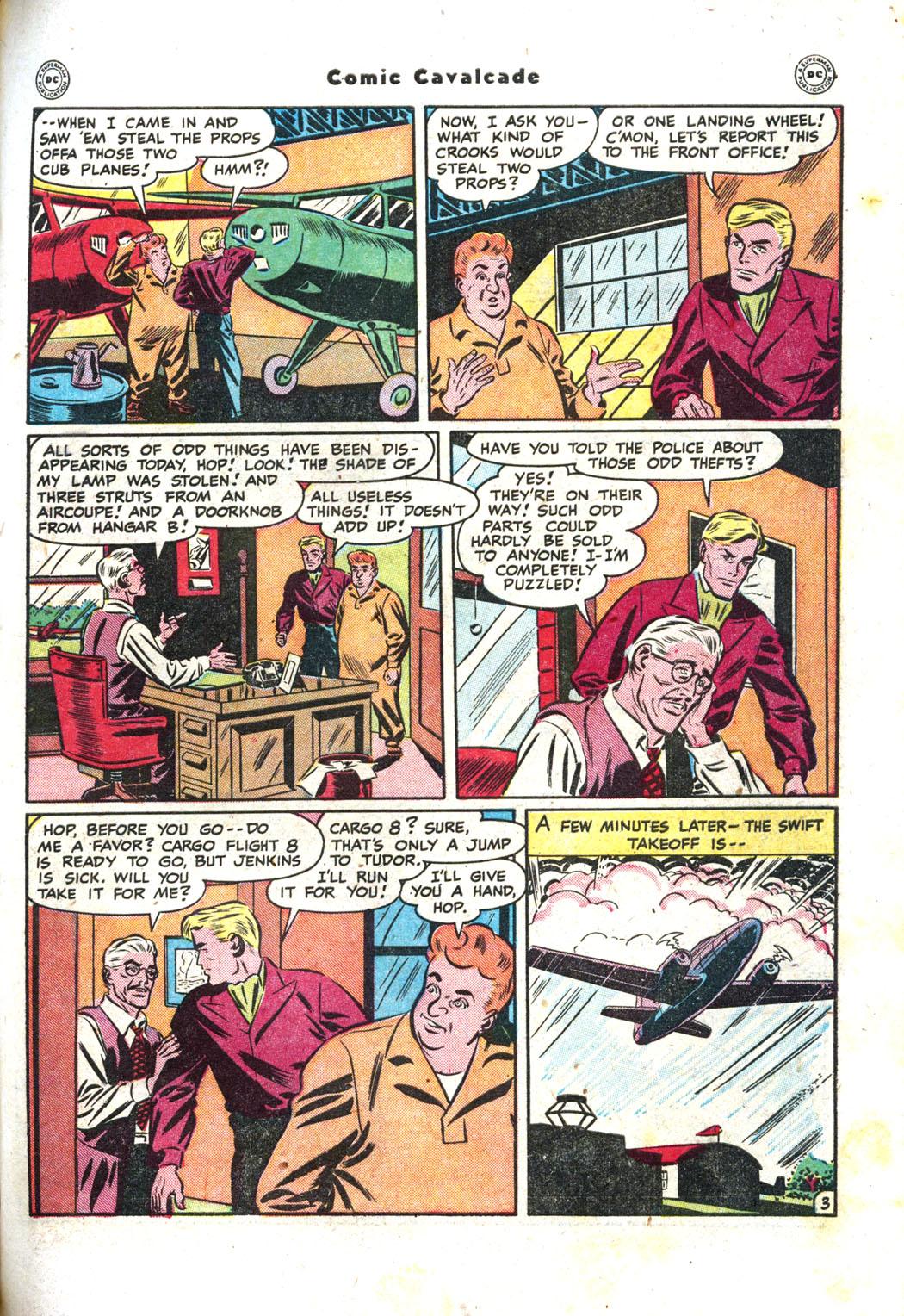 Comic Cavalcade issue 26 - Page 51