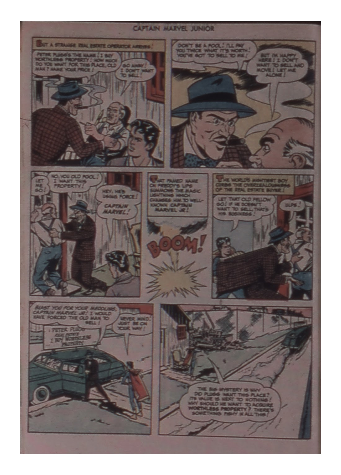 Captain Marvel, Jr. issue 81 - Page 20