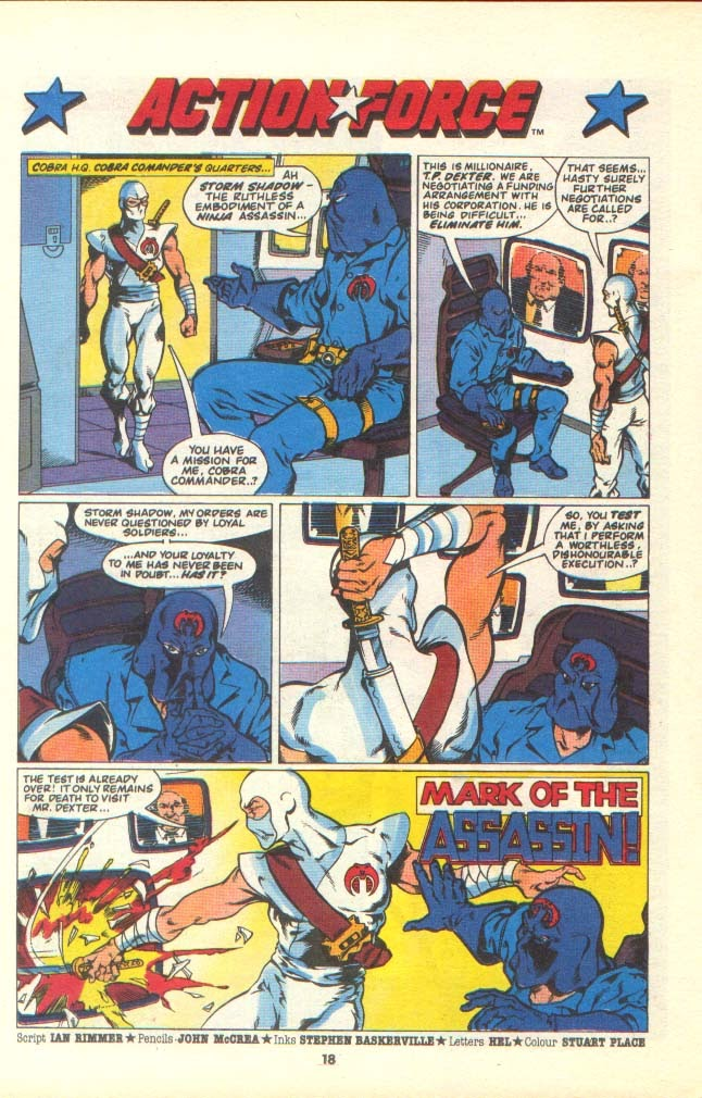 G.I. Joe European Missions issue 7 - Page 16