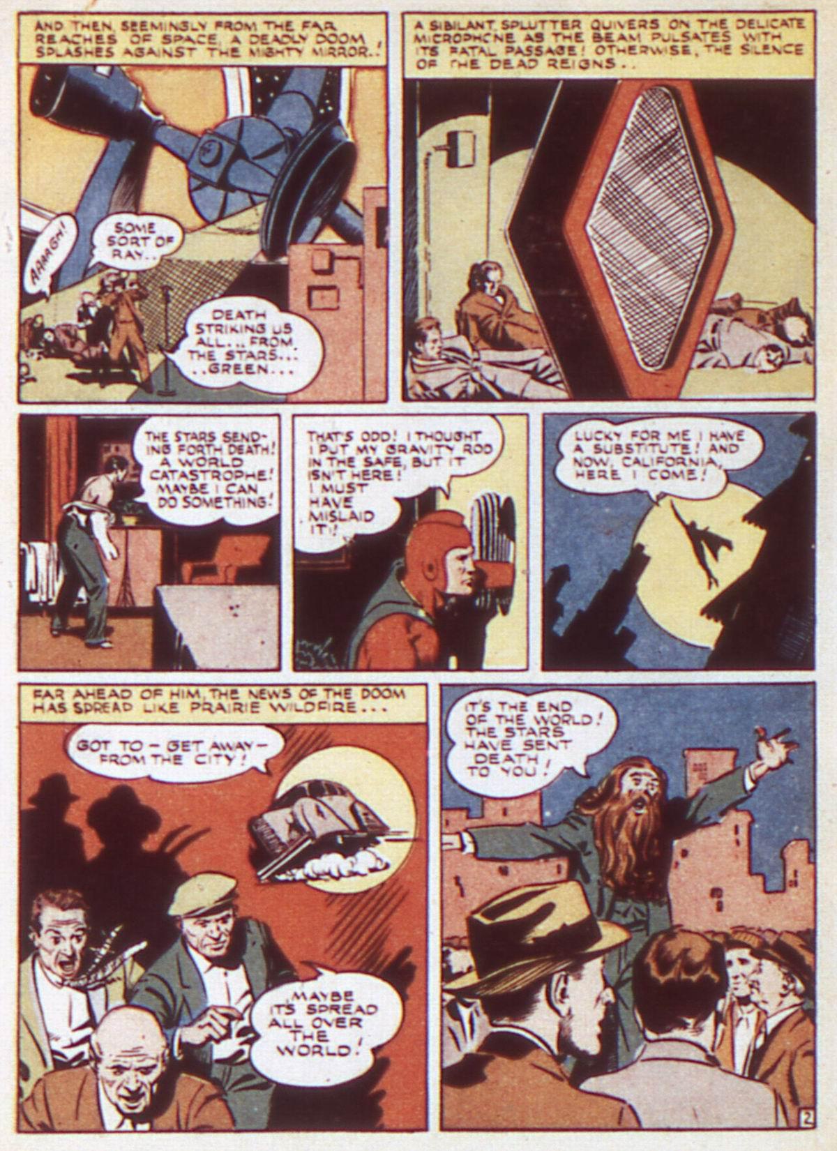 Read online Adventure Comics (1938) comic -  Issue #84 - 16
