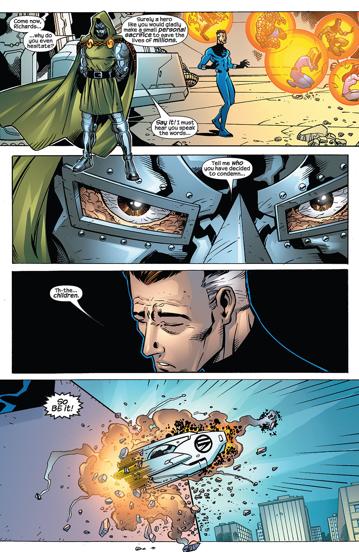 Read online Fantastic Five (2007) comic -  Issue #3 - 21