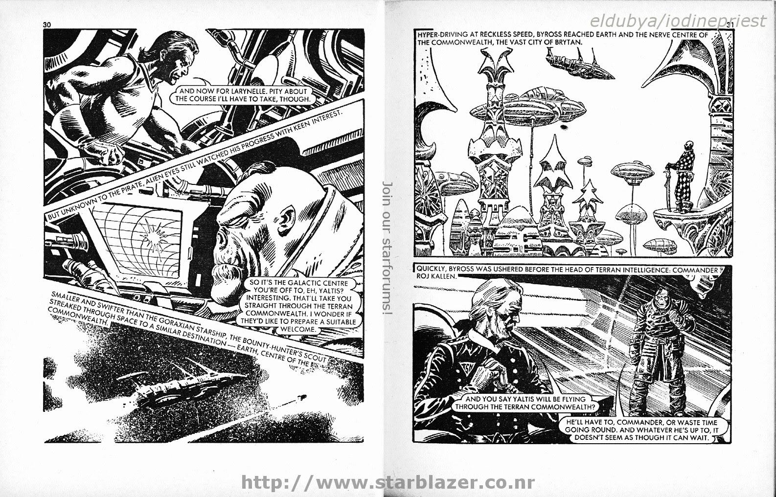 Starblazer issue 141 - Page 17