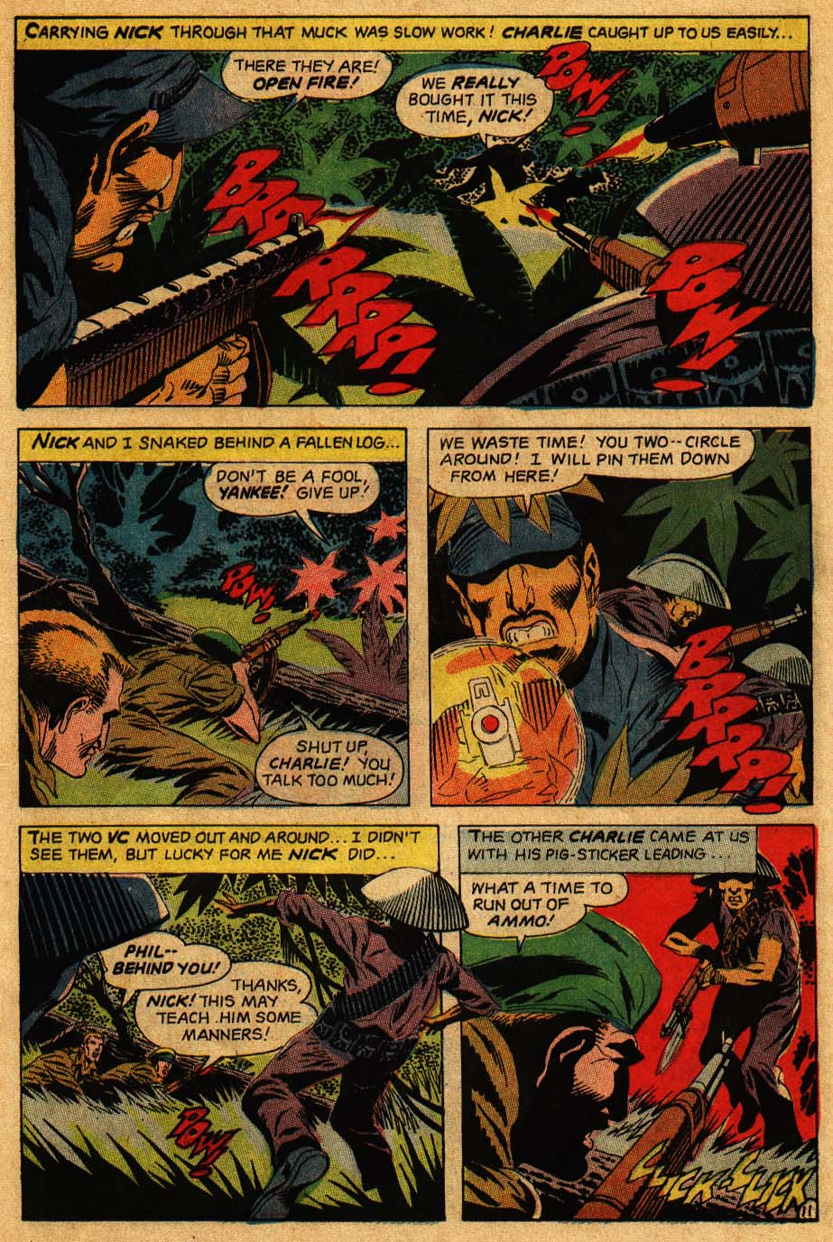 Our Fighting Forces (1954) issue 106 - Page 15