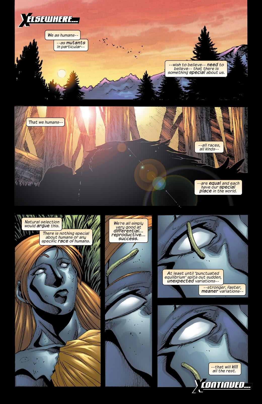 Uncanny X-Men (1963) issue 418 - Page 23