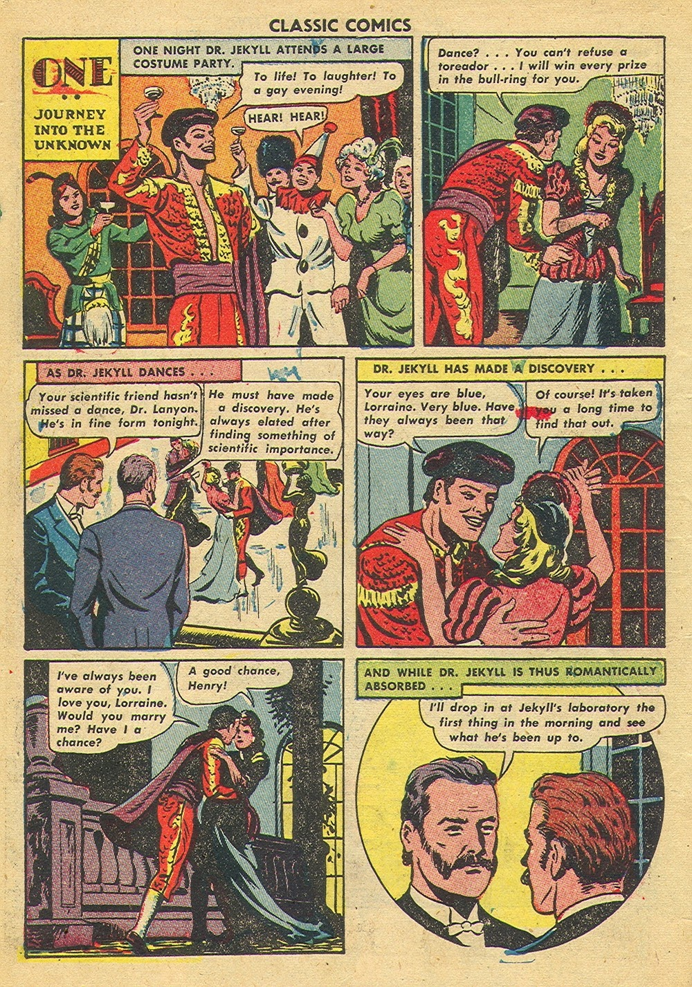 Classics Illustrated issue 13 - Page 4