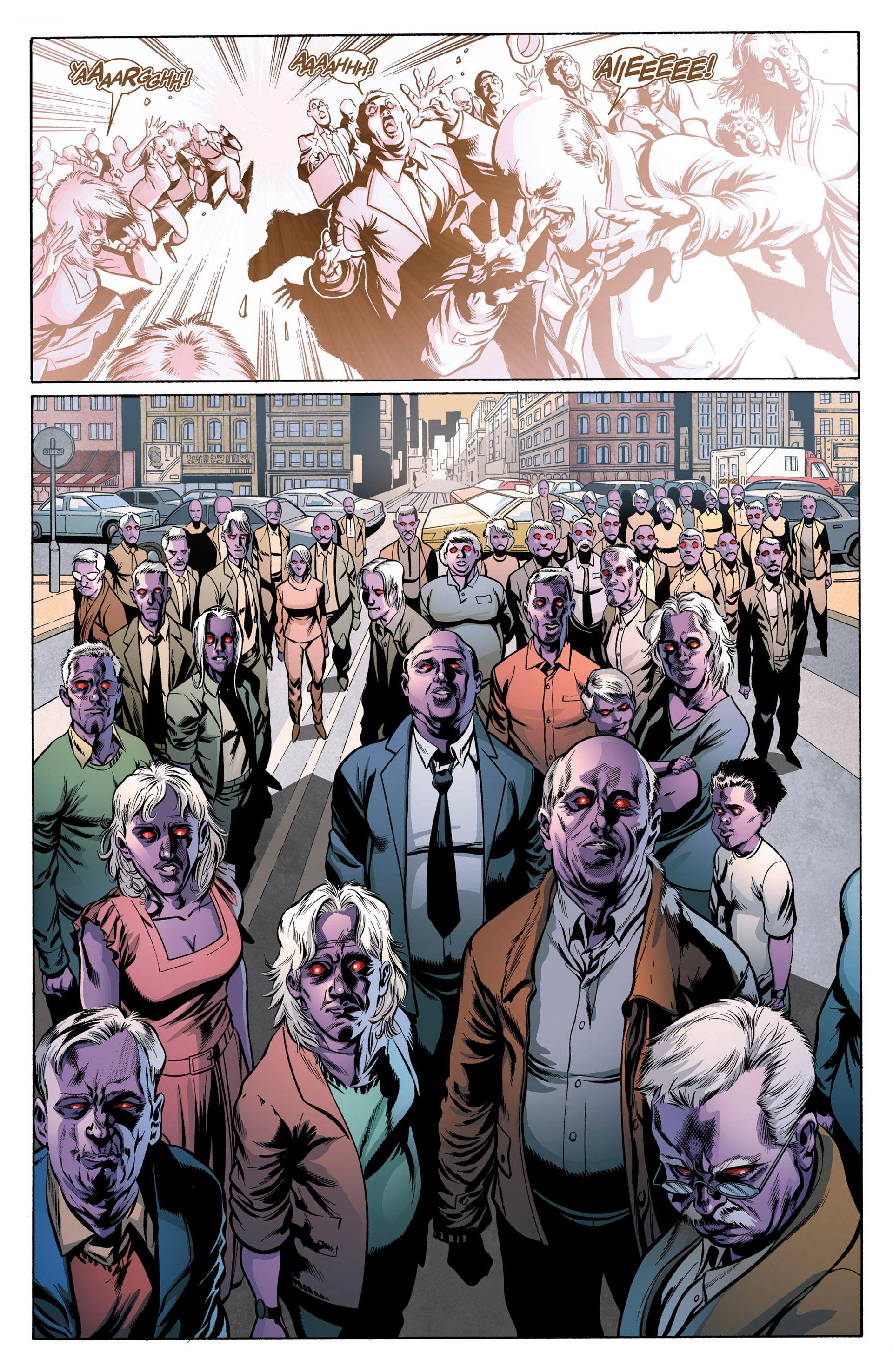 Read online Annihilators: Earthfall comic -  Issue #3 - 9