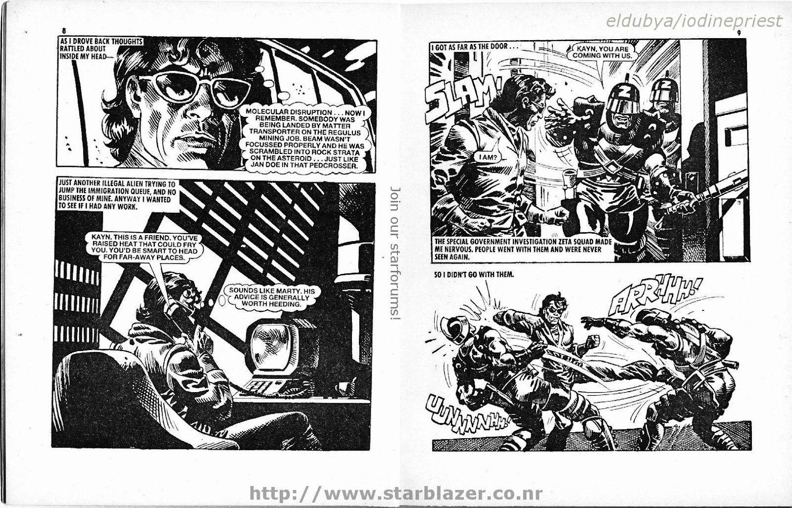 Starblazer issue 199 - Page 6