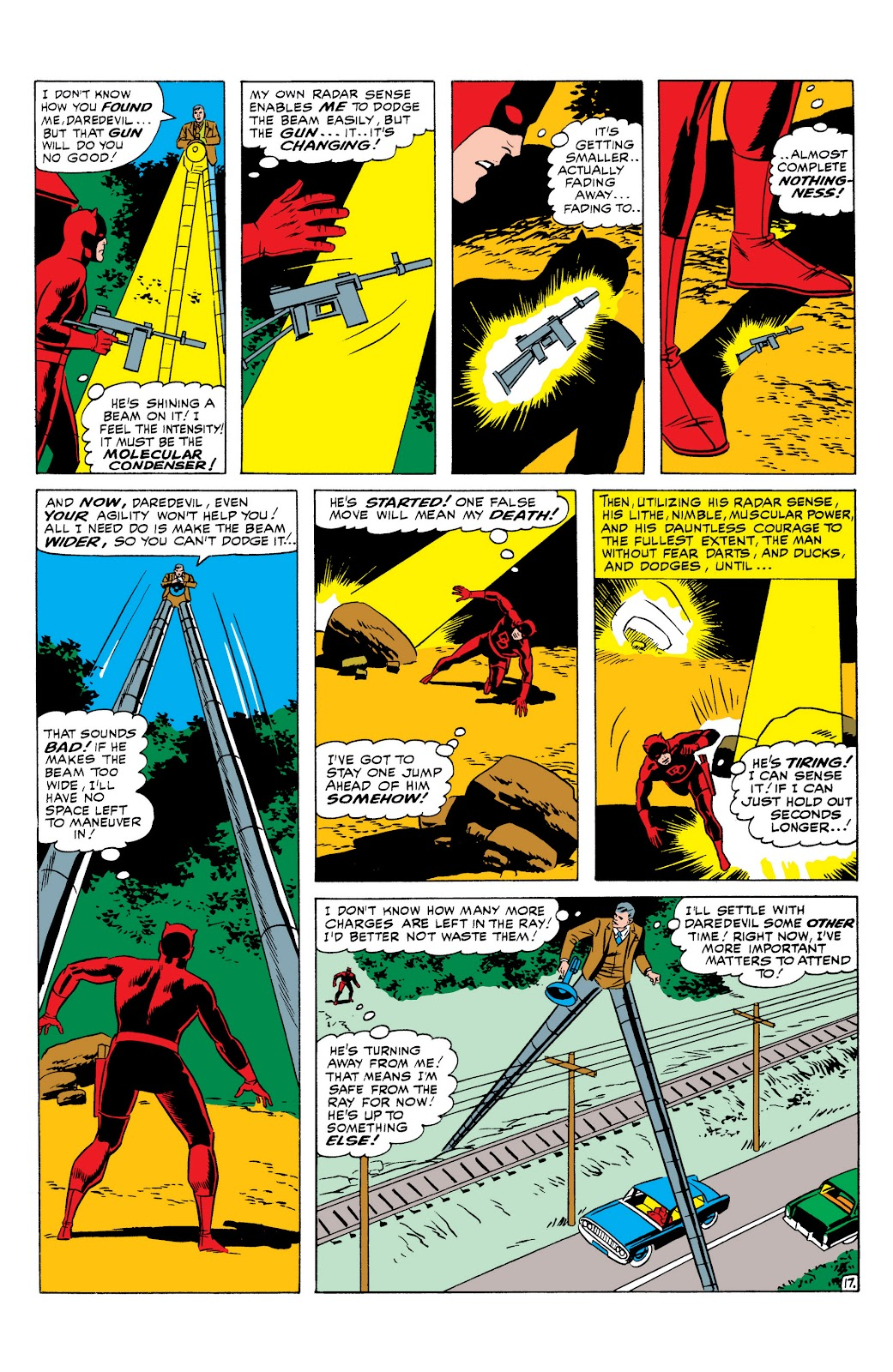 Read online Marvel Masterworks: Daredevil comic - Issue # TPB 1 (Part 2) - 81