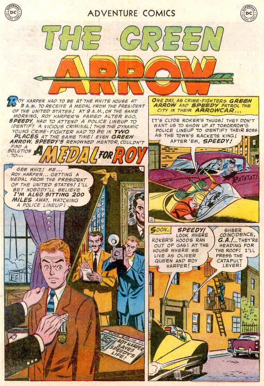 Read online Adventure Comics (1938) comic -  Issue #244 - 18