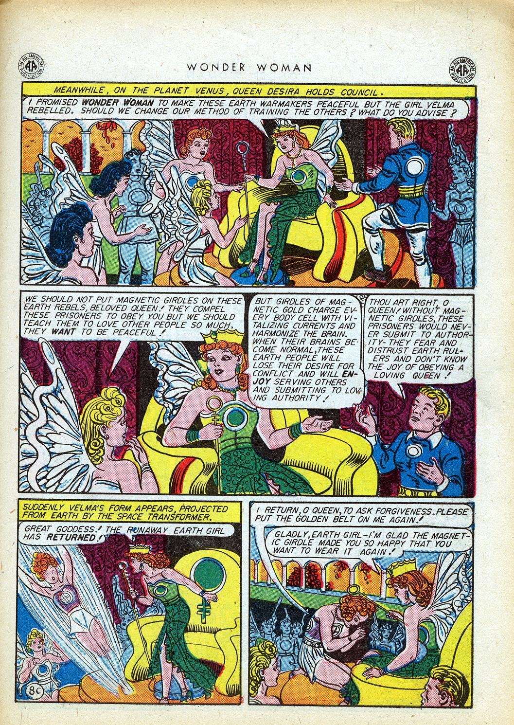 Read online Wonder Woman (1942) comic -  Issue #12 - 41
