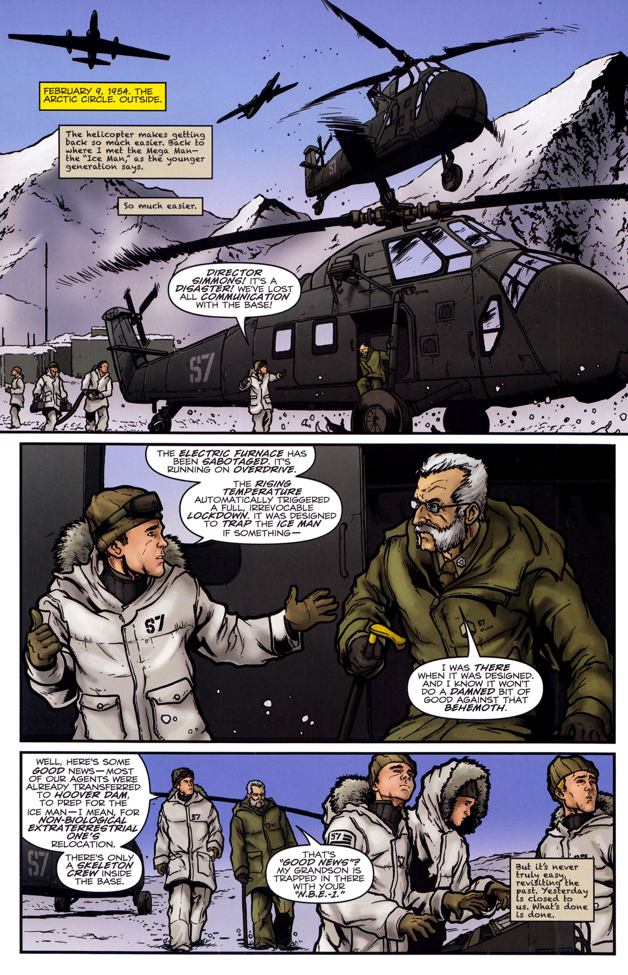 Read online Transformers: Sector 7 comic -  Issue #5 - 3