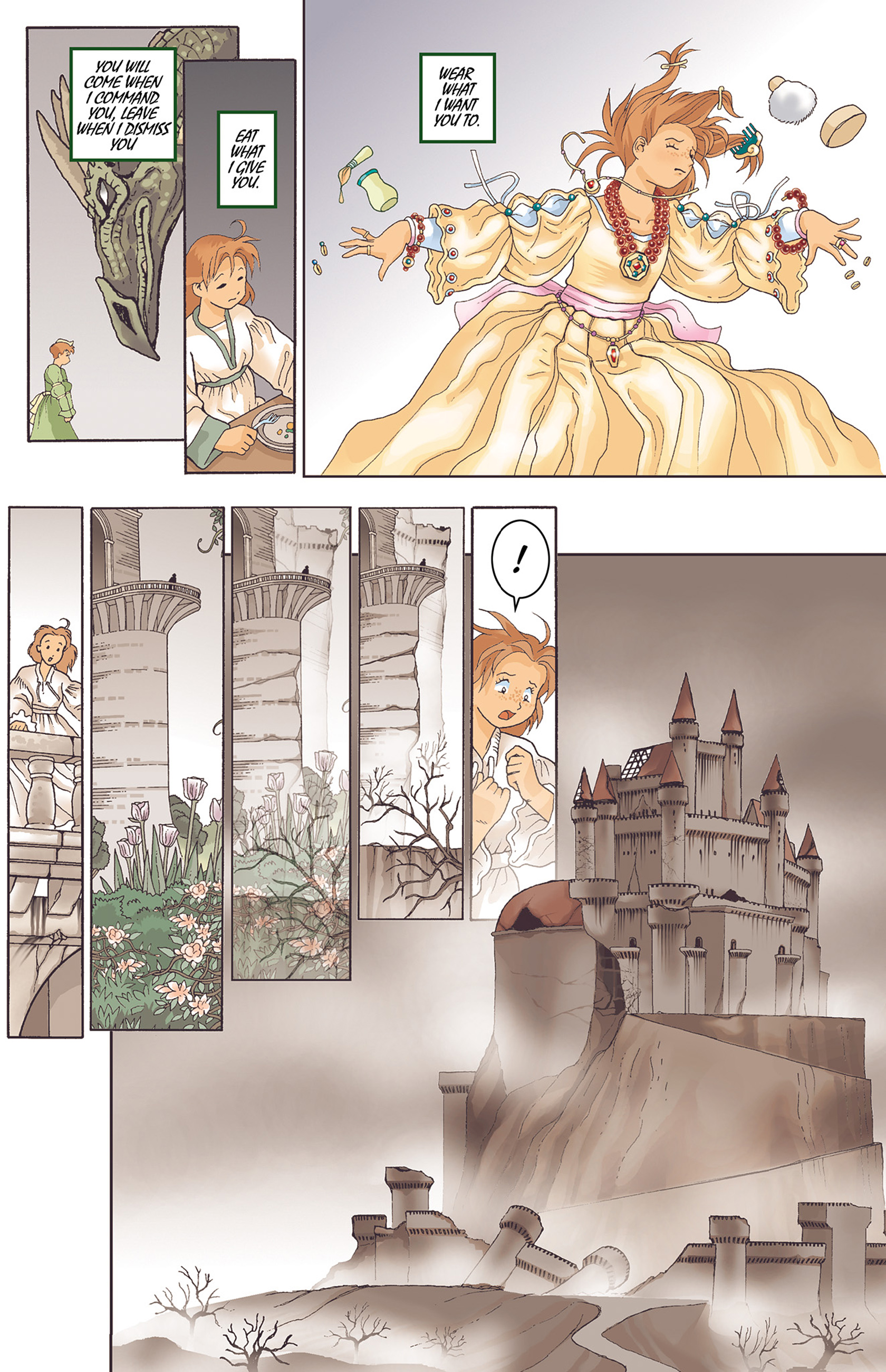 Read online Courageous Princess comic -  Issue # TPB 1 - 58