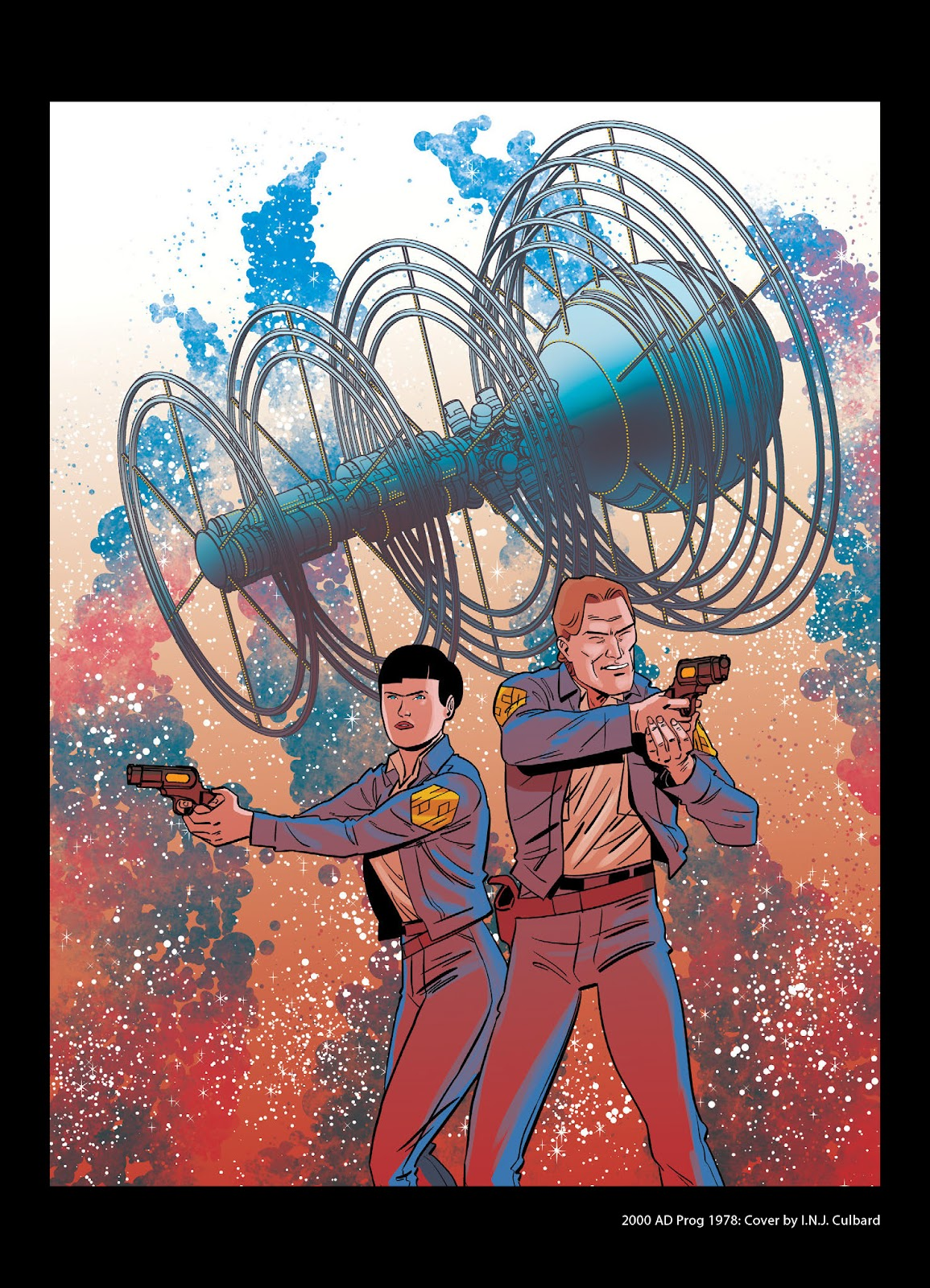 Read online Brink comic -  Issue # TPB 1 - 82