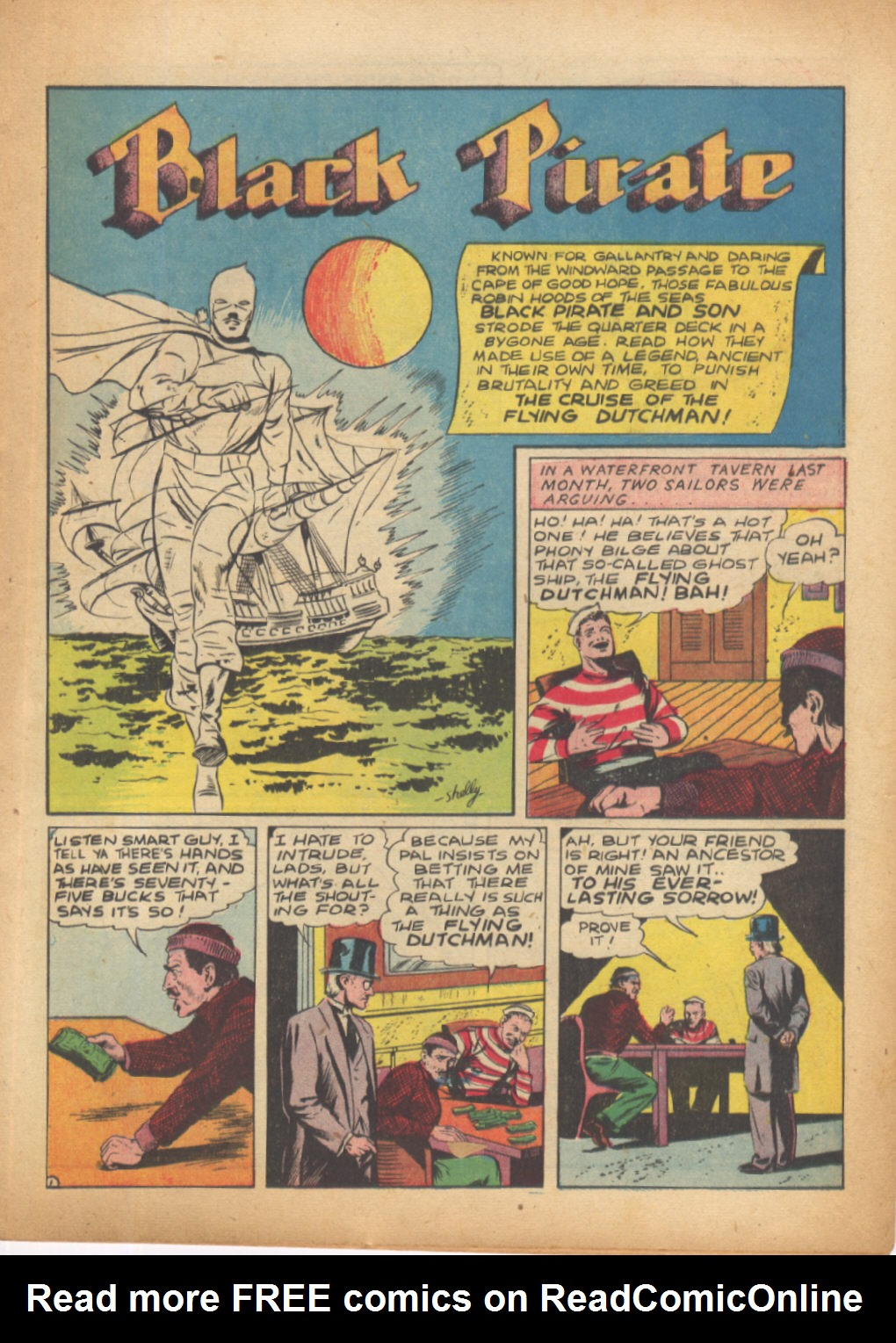 Read online Sensation (Mystery) Comics comic -  Issue #24 - 17