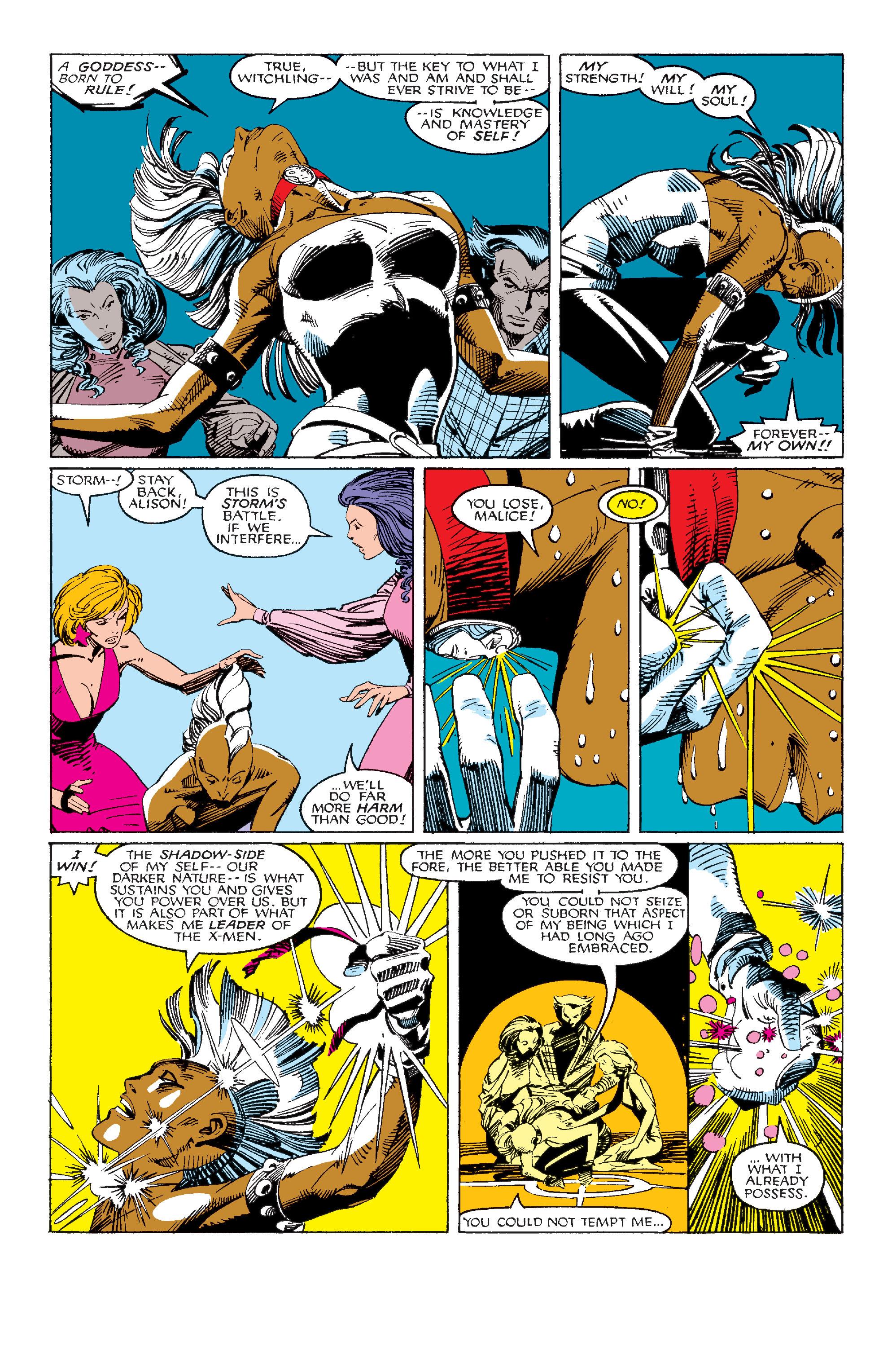 Read online Uncanny X-Men (1963) comic -  Issue #214 - 20