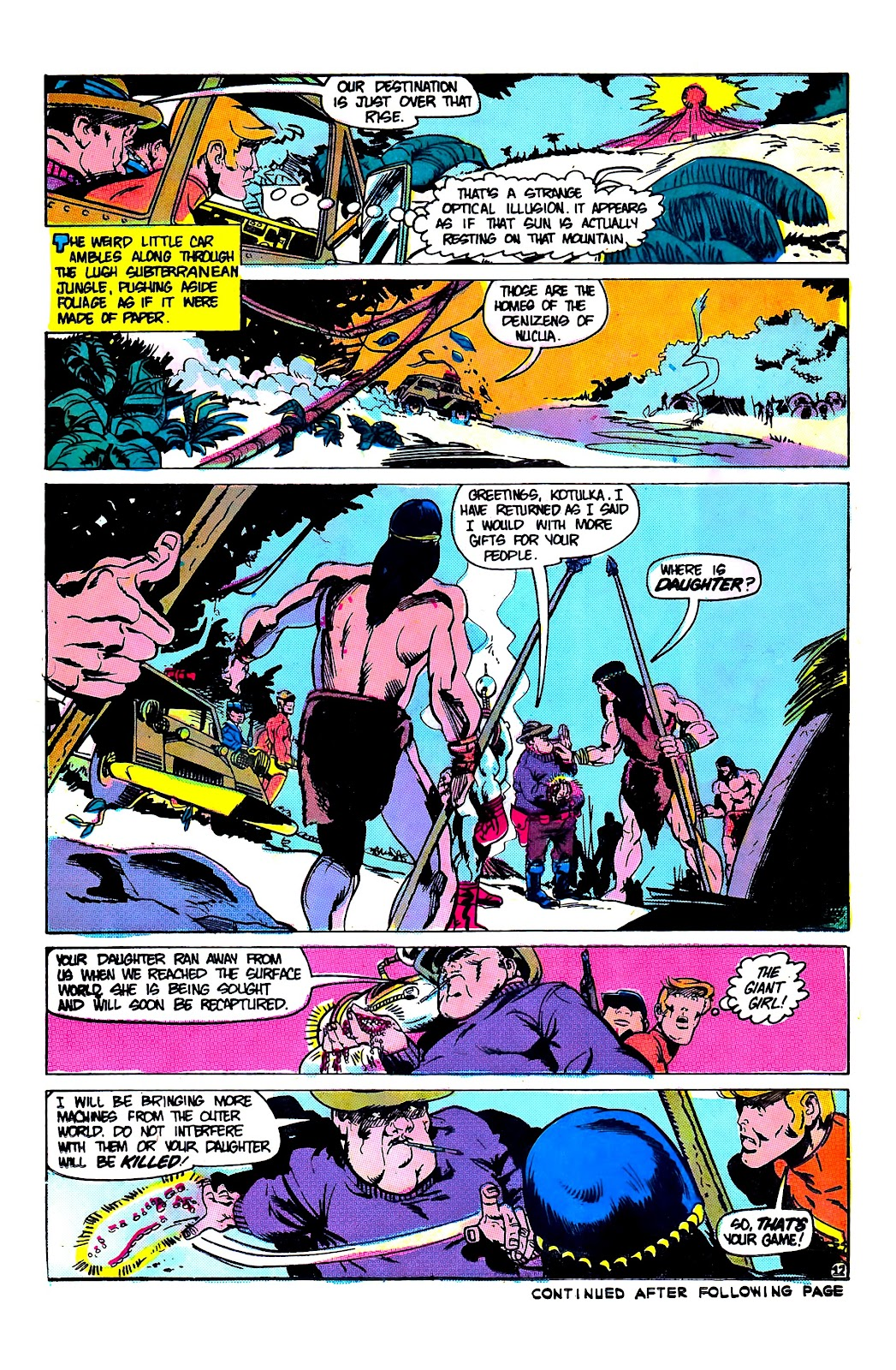 E-Man (1973) issue 8 - Page 16
