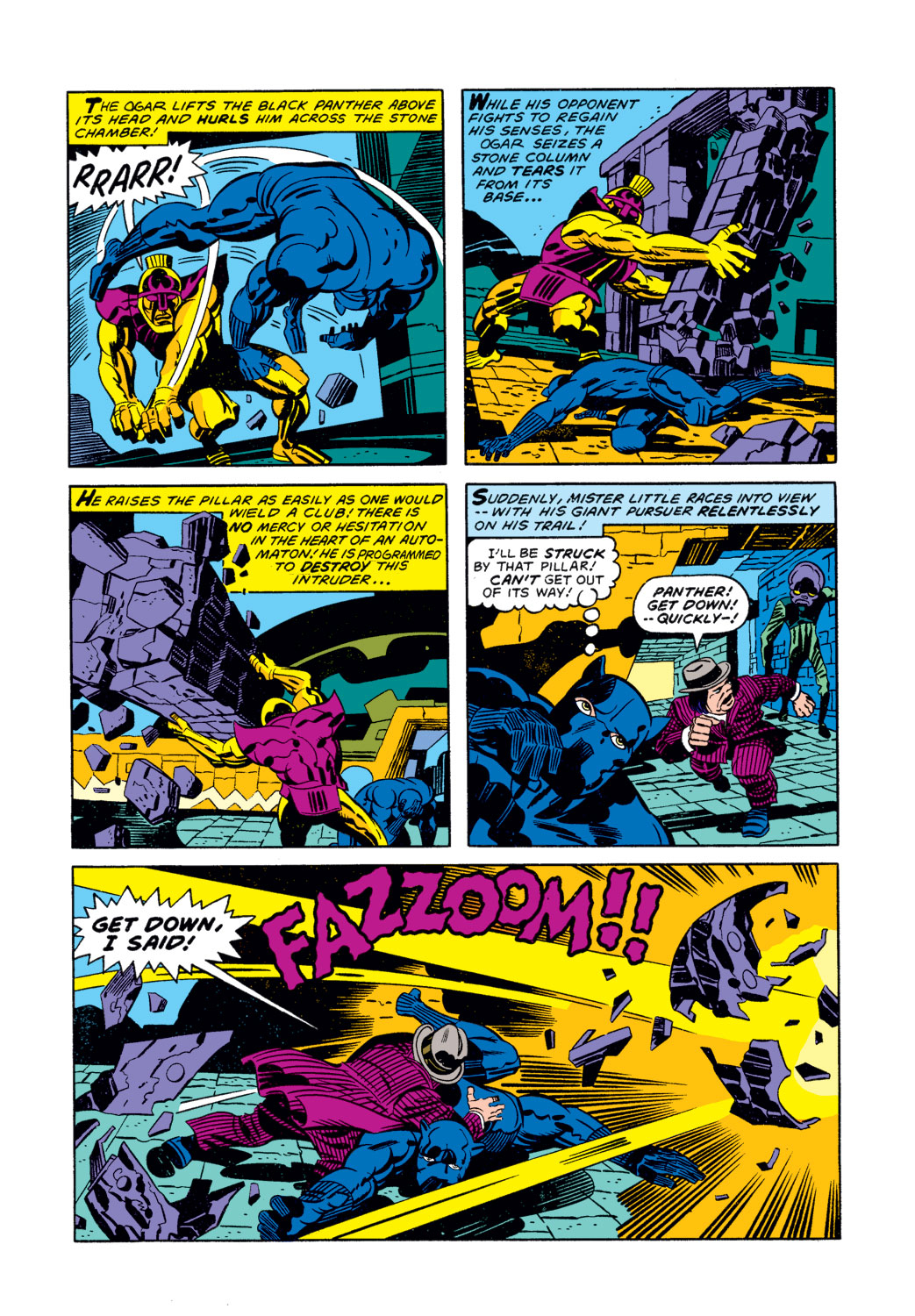 Black Panther (1977) issue 3 - Page 14