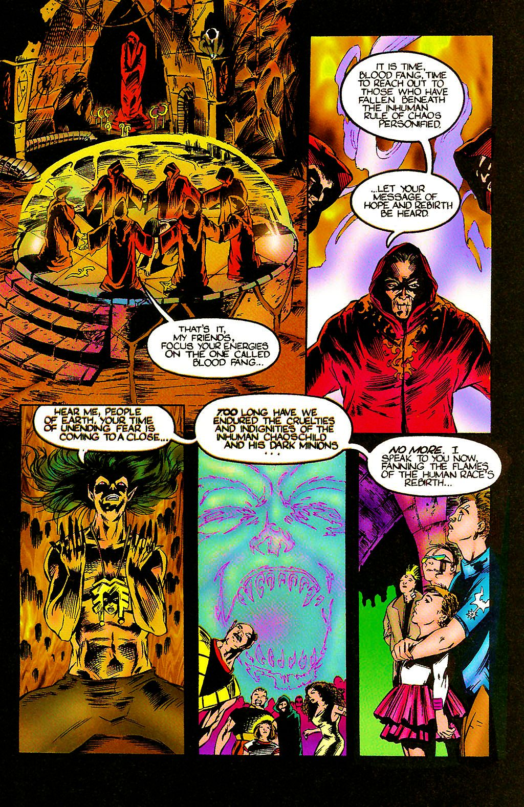 Read online Chains of Chaos comic -  Issue #2 - 27
