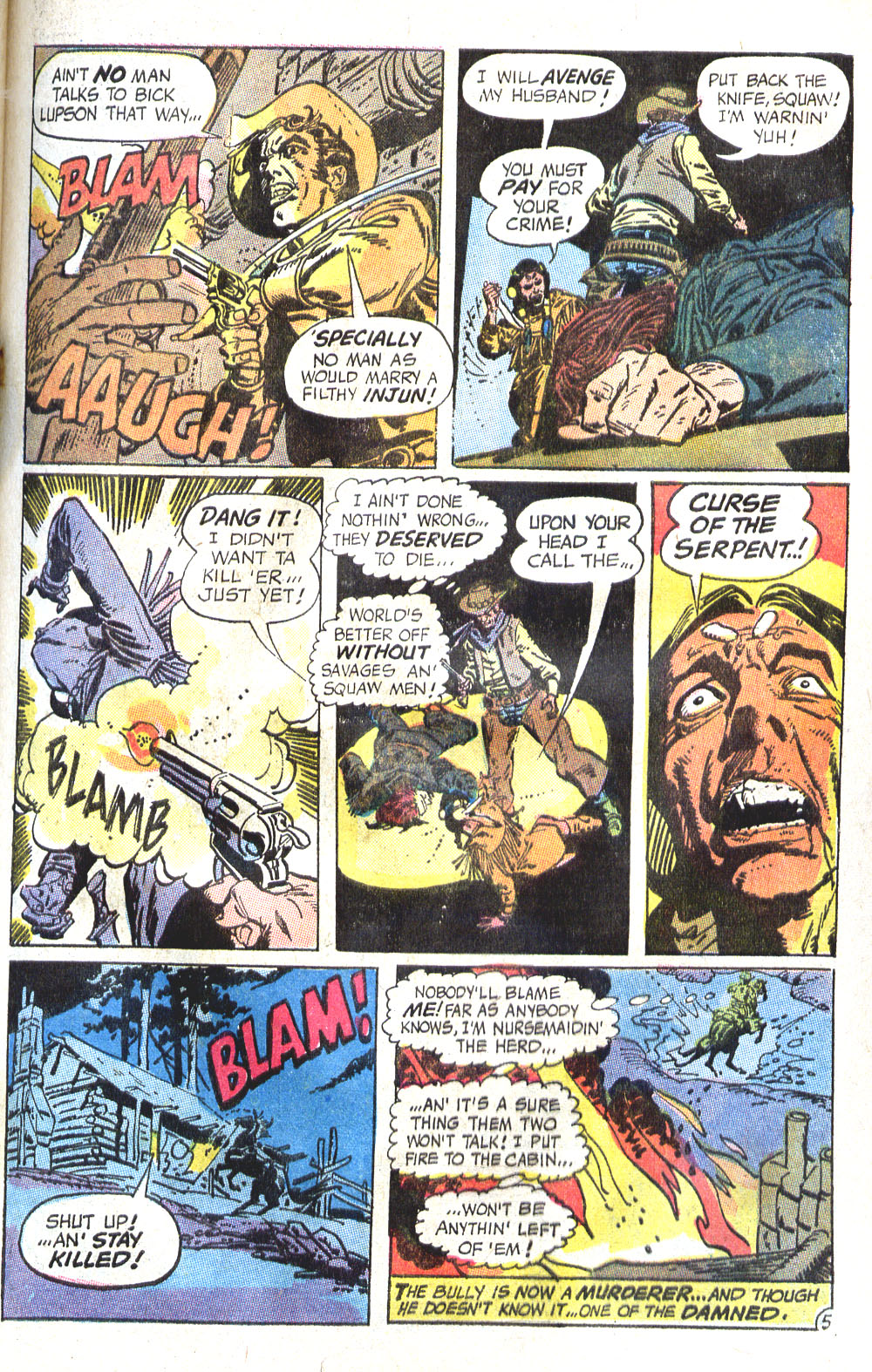 Read online All-Star Western (1970) comic -  Issue #6 - 29
