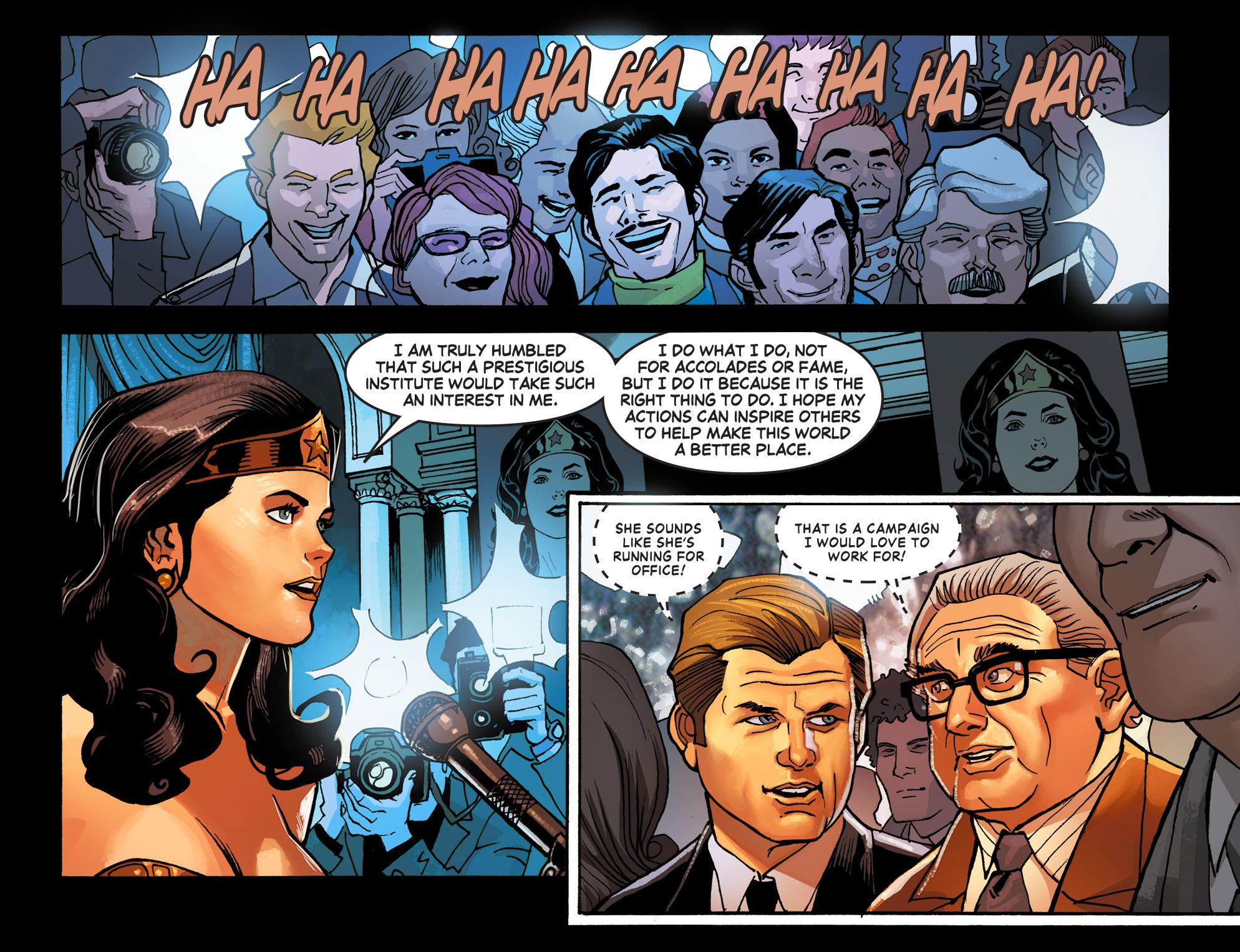 Read online Wonder Woman '77 [I] comic -  Issue #8 - 6