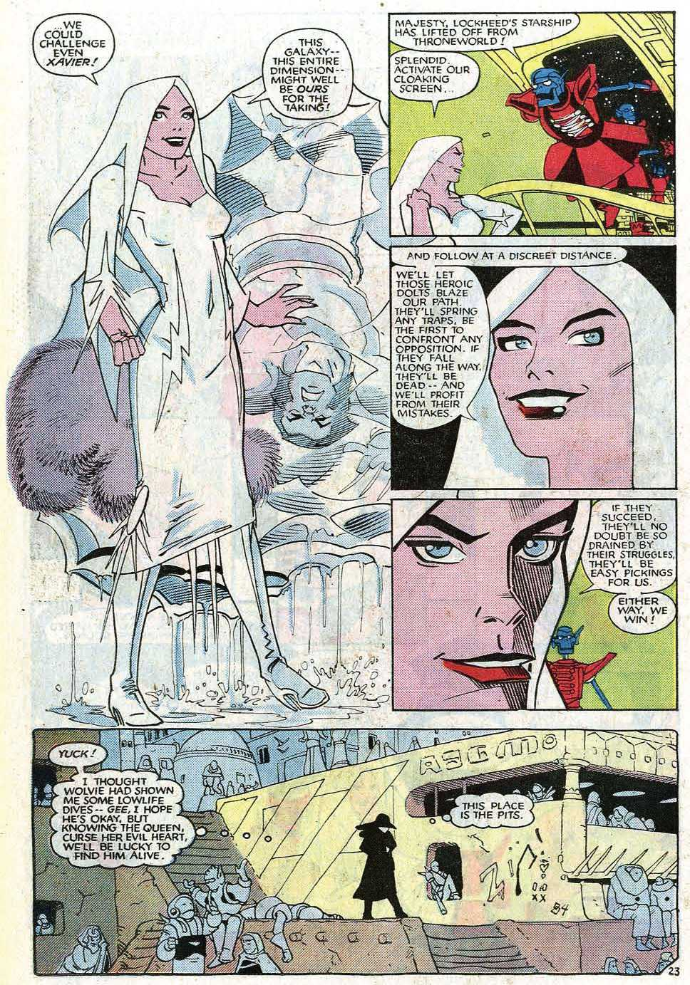 Read online Uncanny X-Men (1963) comic -  Issue # _Annual 8 - 28