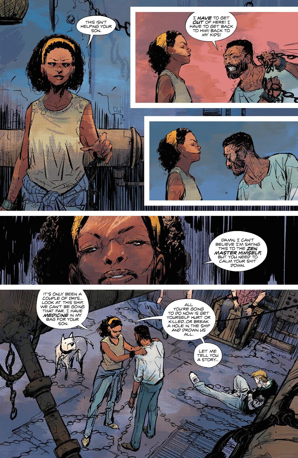 Read online Resonant comic -  Issue #3 - 5