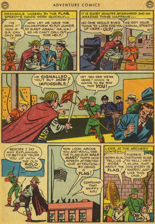 Read online Adventure Comics (1938) comic -  Issue #128 - 23