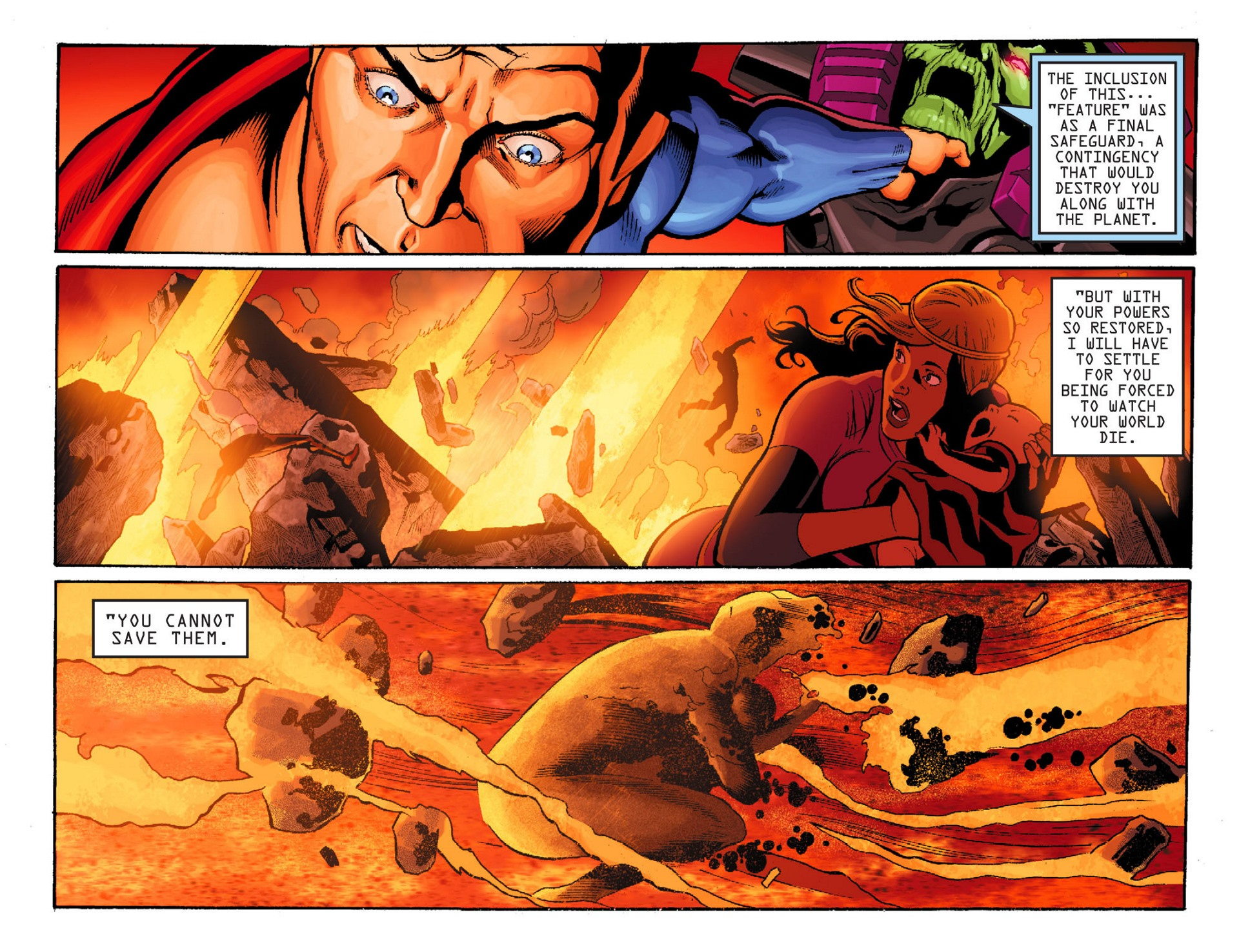 Read online Adventures of Superman [I] comic -  Issue #24 - 19