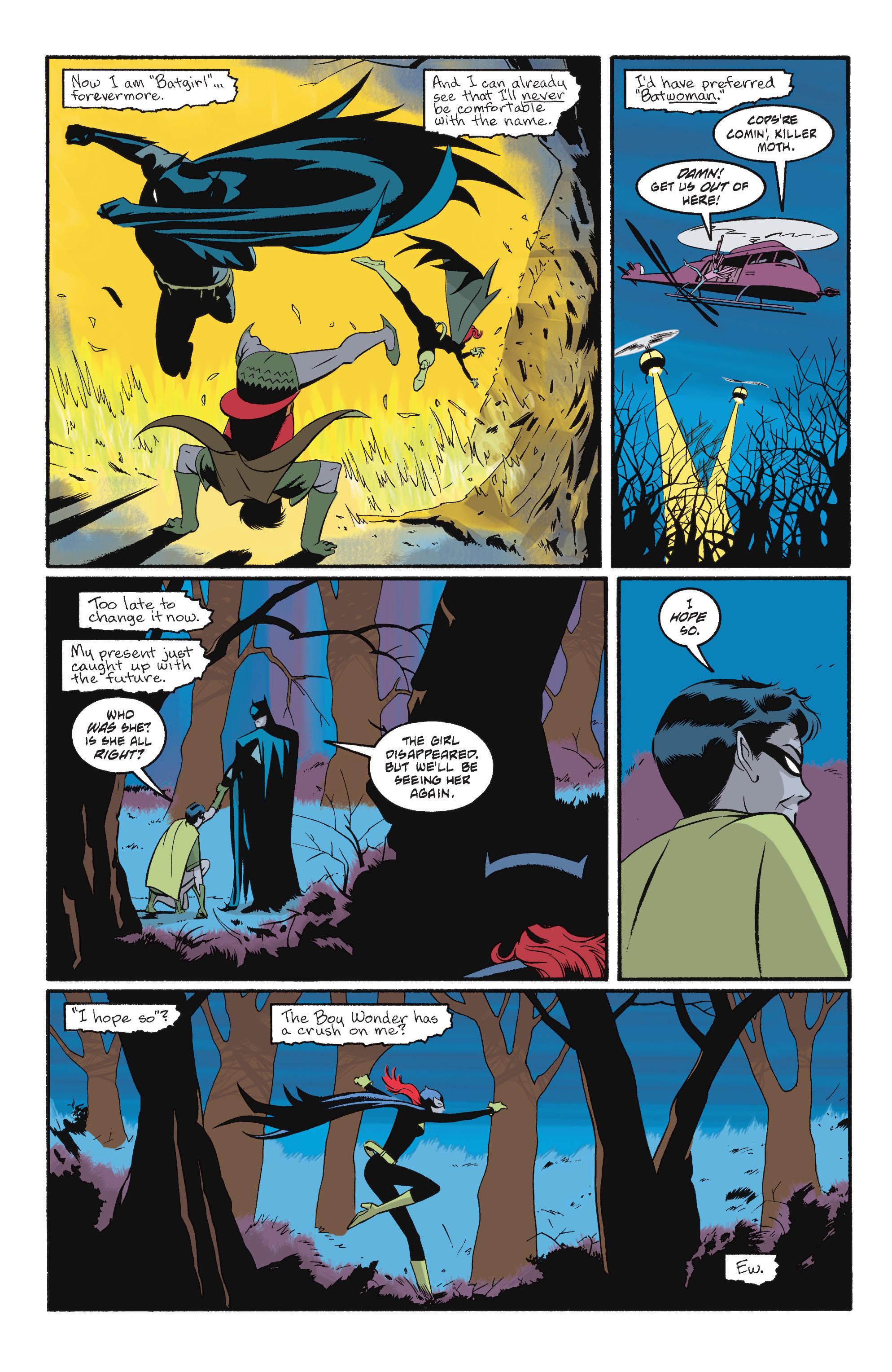 Read online Batgirl/Robin: Year One comic -  Issue # TPB 2 - 43