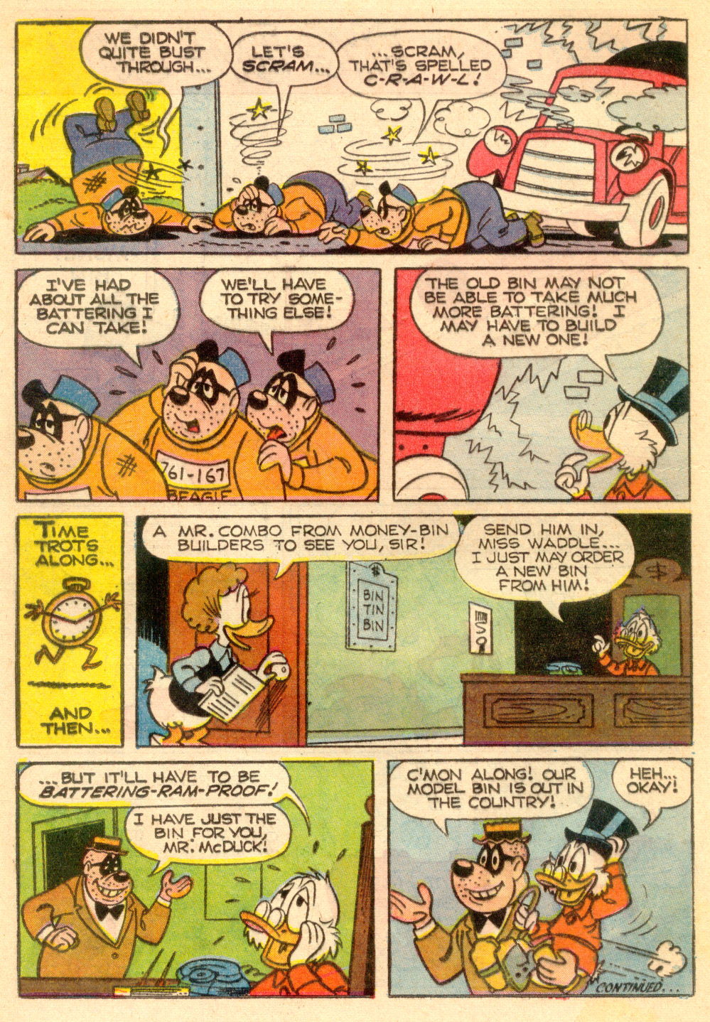 Walt Disney's Comics and Stories issue 330 - Page 16