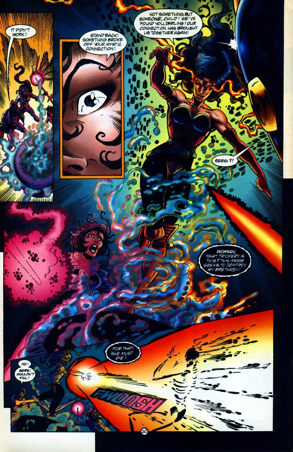 Read online UltraForce (1994) comic -  Issue #10 - 21