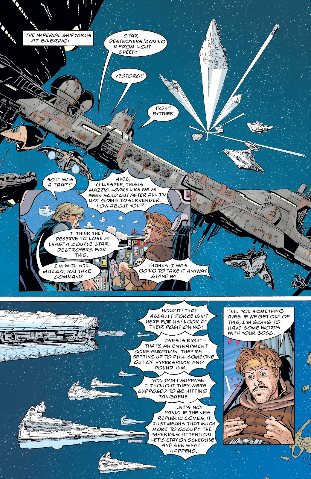 Read online Star Wars Legends: The New Republic - Epic Collection comic -  Issue # TPB 4 (Part 5) - 15