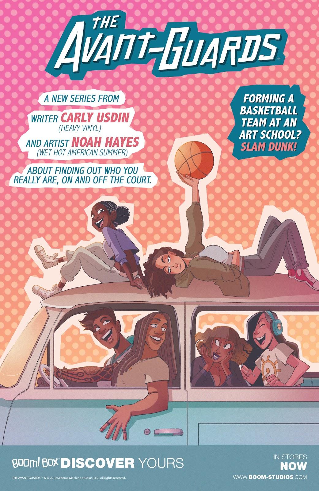 Read online b.b. free comic -  Issue #2 - 24