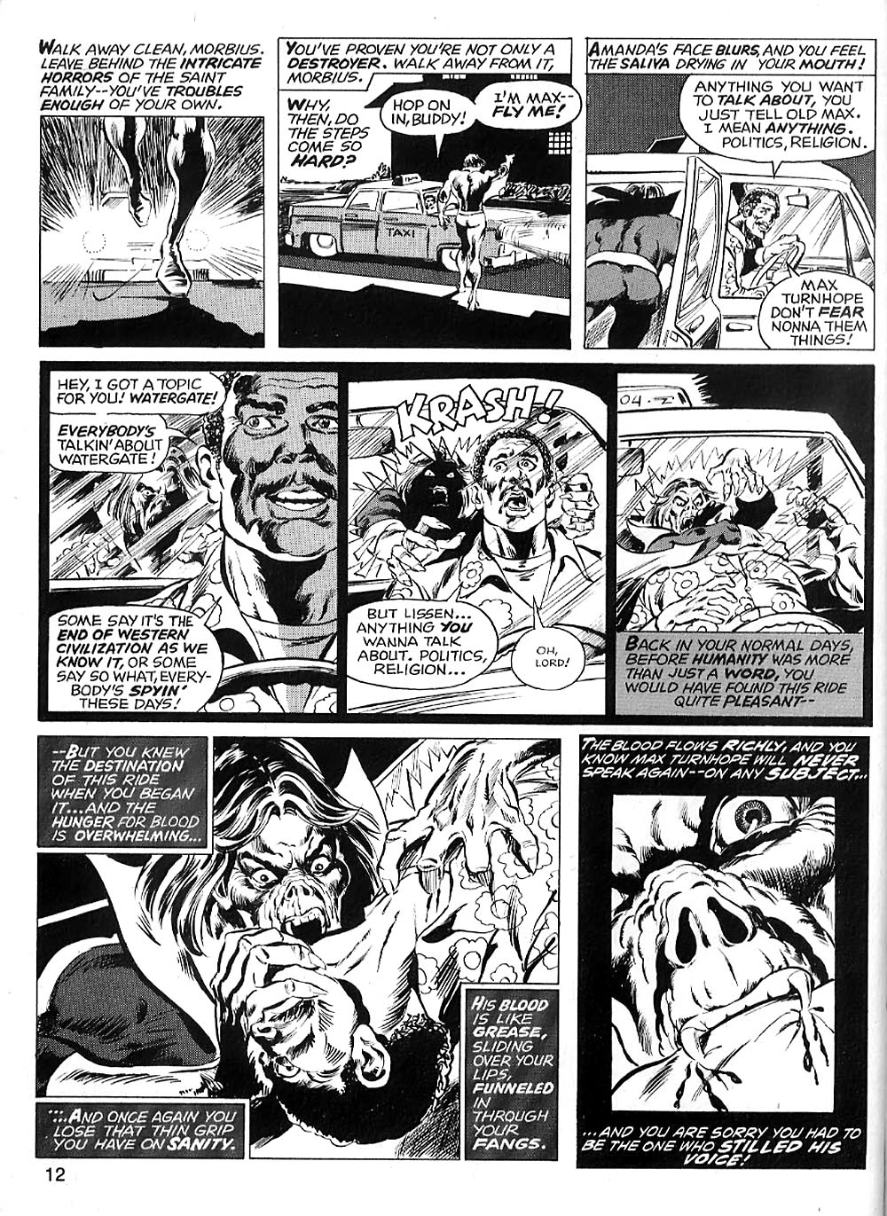 Vampire Tales issue 2 - Page 13