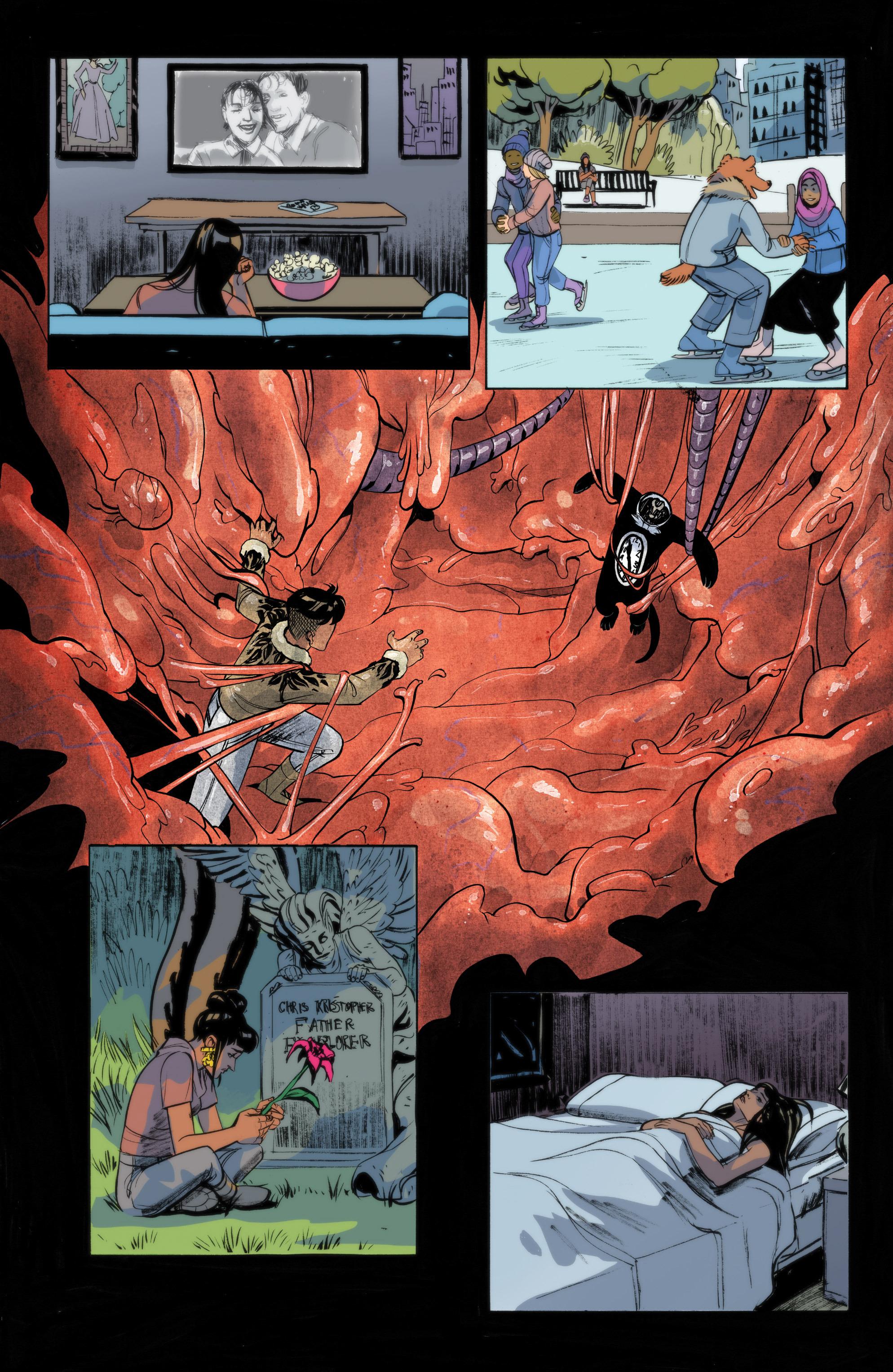Read online Shutter comic -  Issue #28 - 10