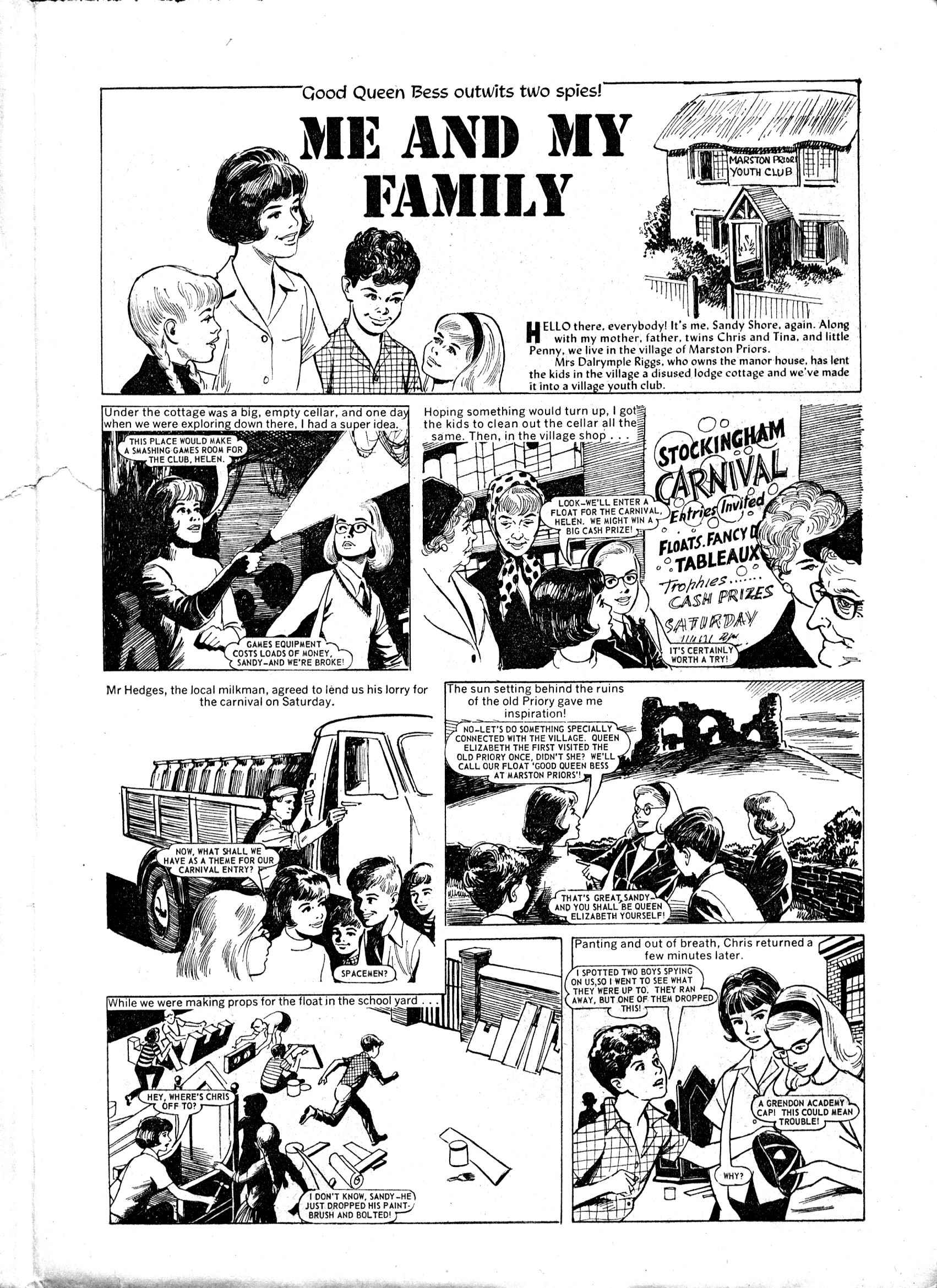 Read online Judy comic -  Issue #374 - 29