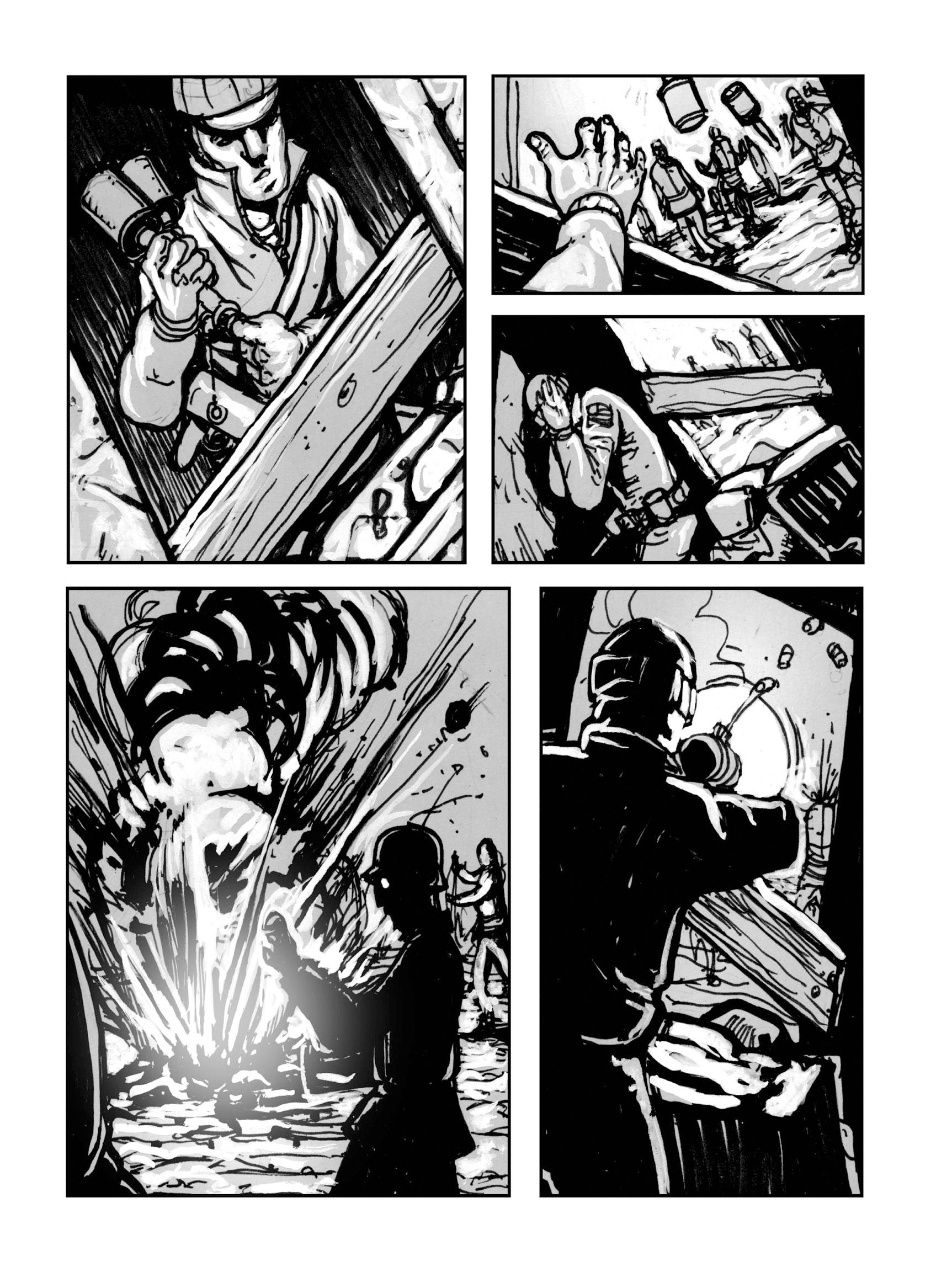 Read online FUBAR comic -  Issue #1 - 133