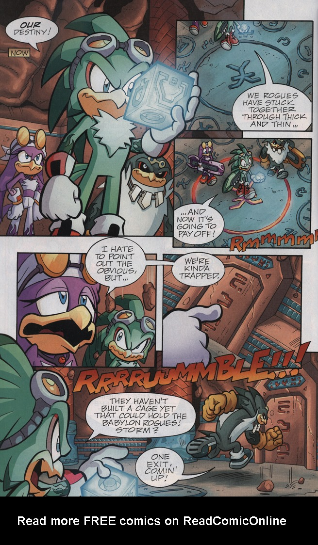 Read online Sonic Universe comic -  Issue #33 - 28