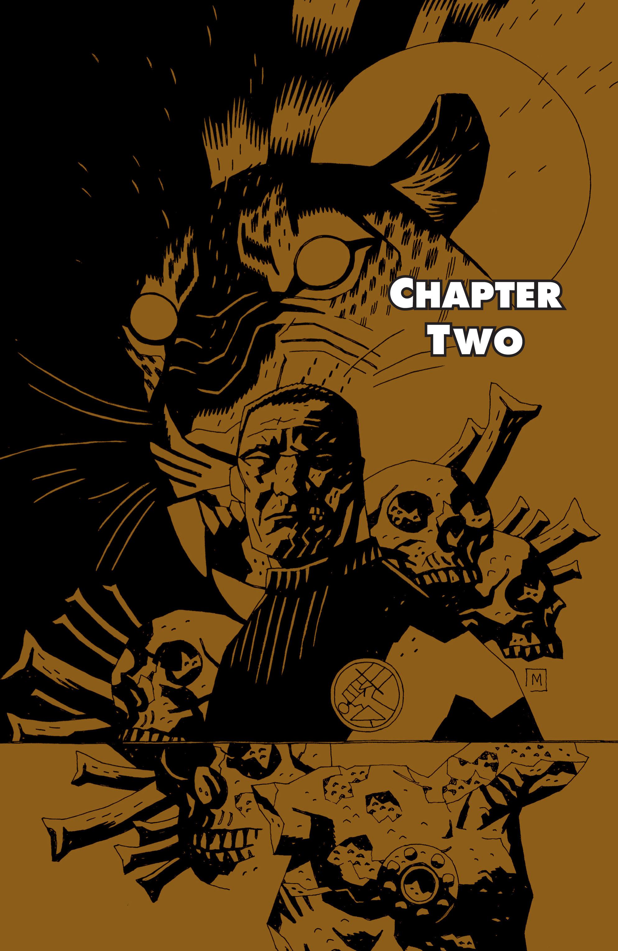 Read online B.P.R.D. (2003) comic -  Issue # TPB 6 - 33