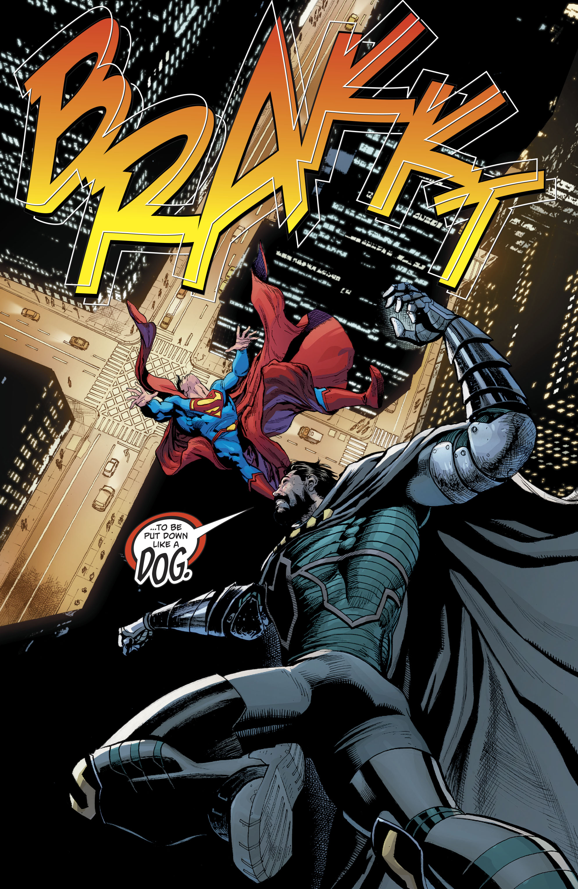 Read online Action Comics (2016) comic -  Issue #981 - 18
