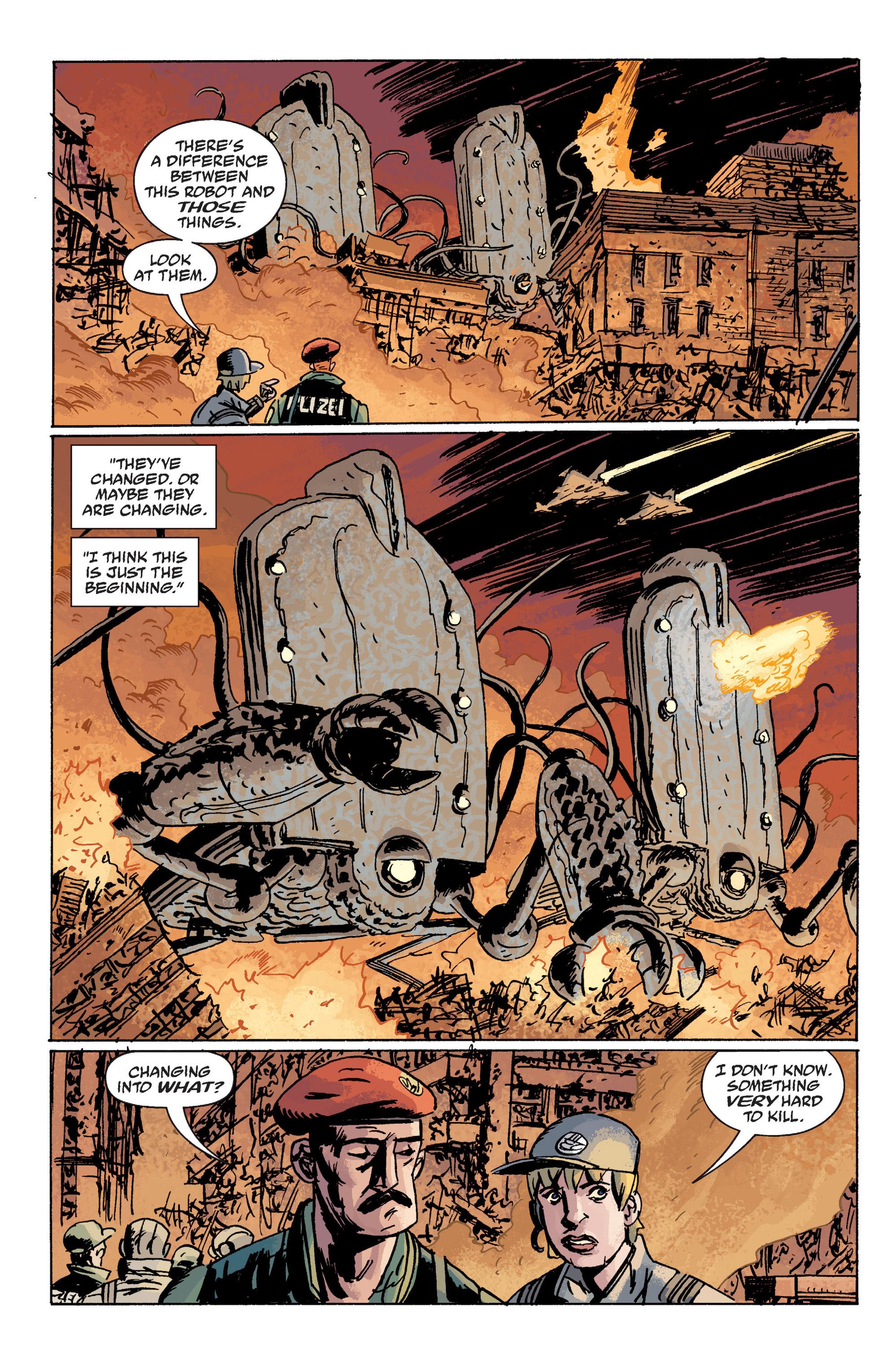 Read online B.P.R.D. (2003) comic -  Issue # TPB 10 - 97