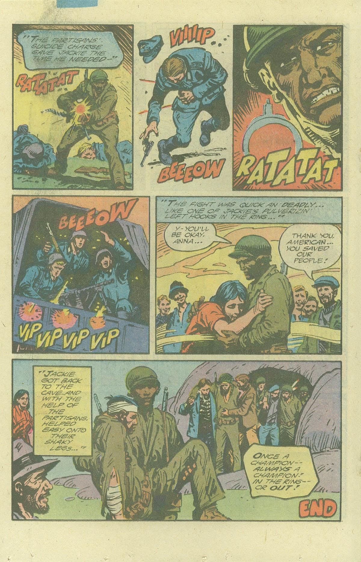 Read online Sgt. Rock comic -  Issue #386 - 13