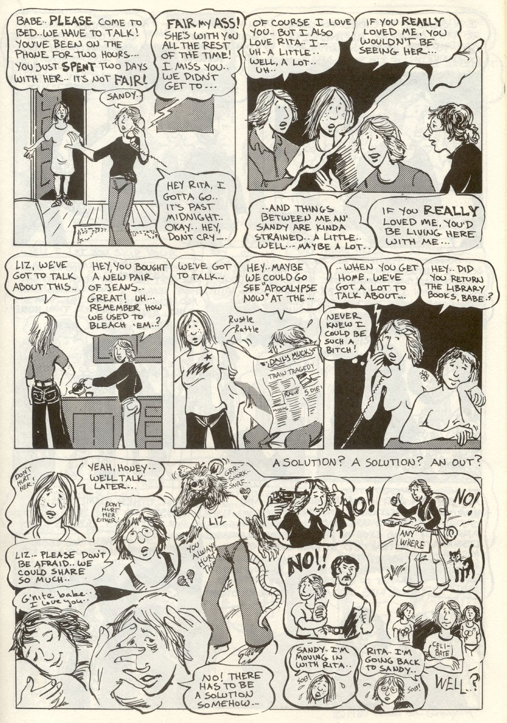 Gay Comix (Gay Comics) issue 1 - Page 18