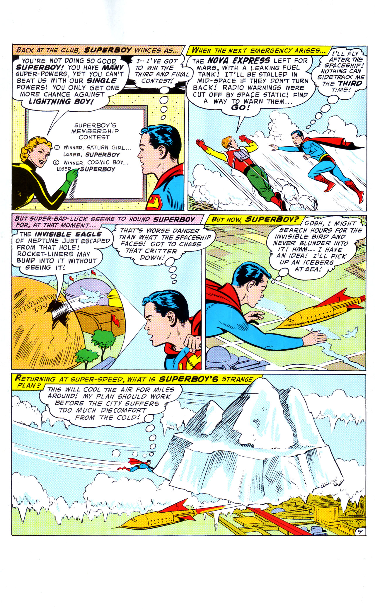 Read online Adventure Comics (2009) comic -  Issue #0 - 10