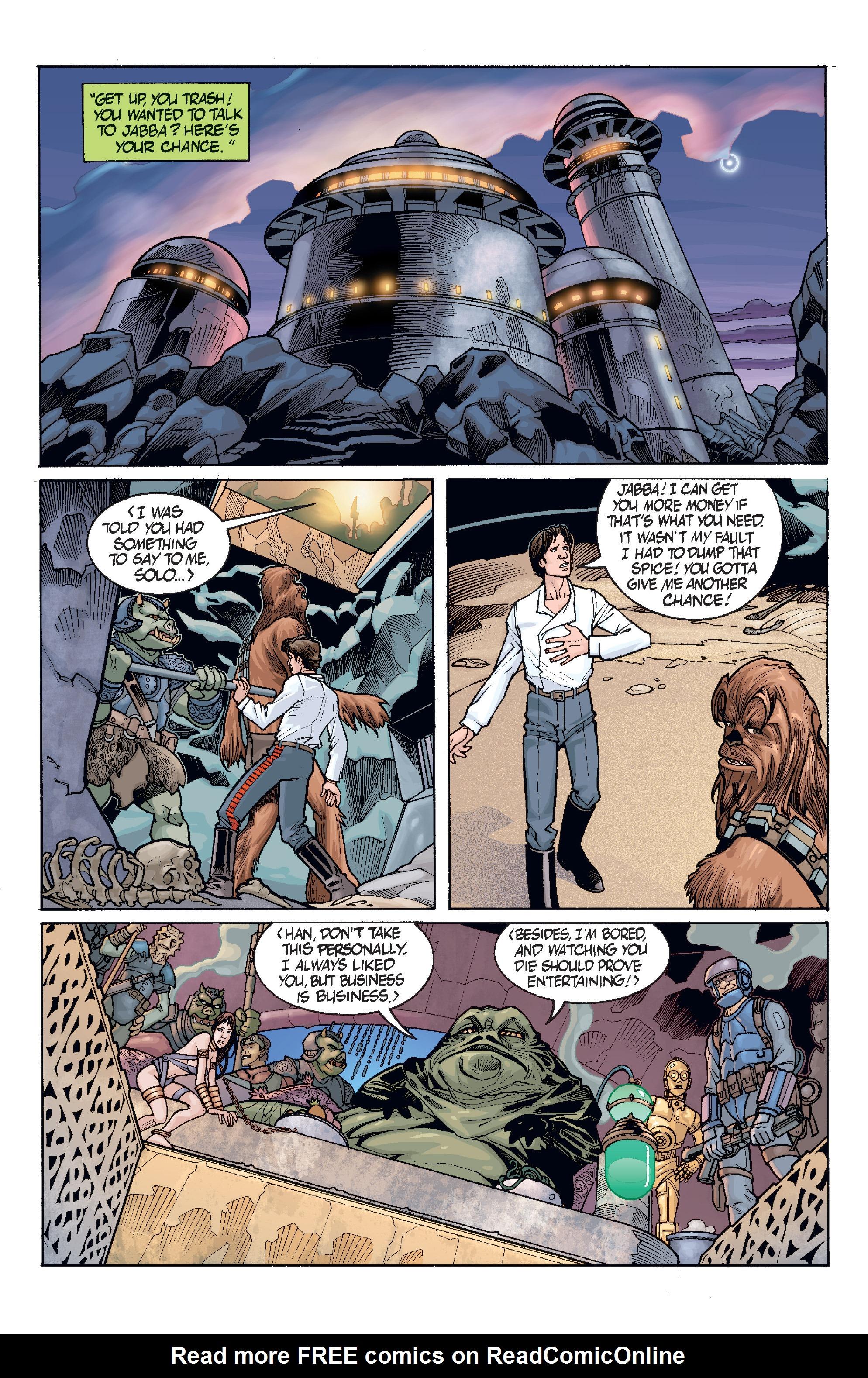 Read online Star Wars Omnibus comic -  Issue # Vol. 27 - 151