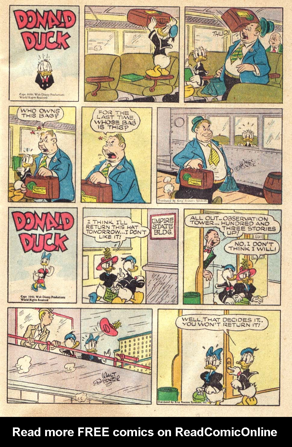 Walt Disney's Comics and Stories issue 146 - Page 41