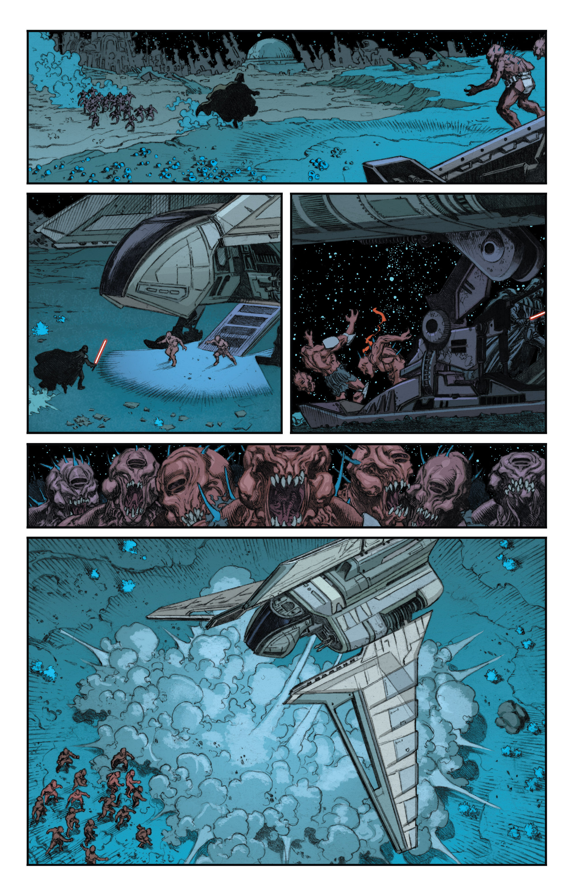 Read online Star Wars Omnibus comic -  Issue # Vol. 31 - 324