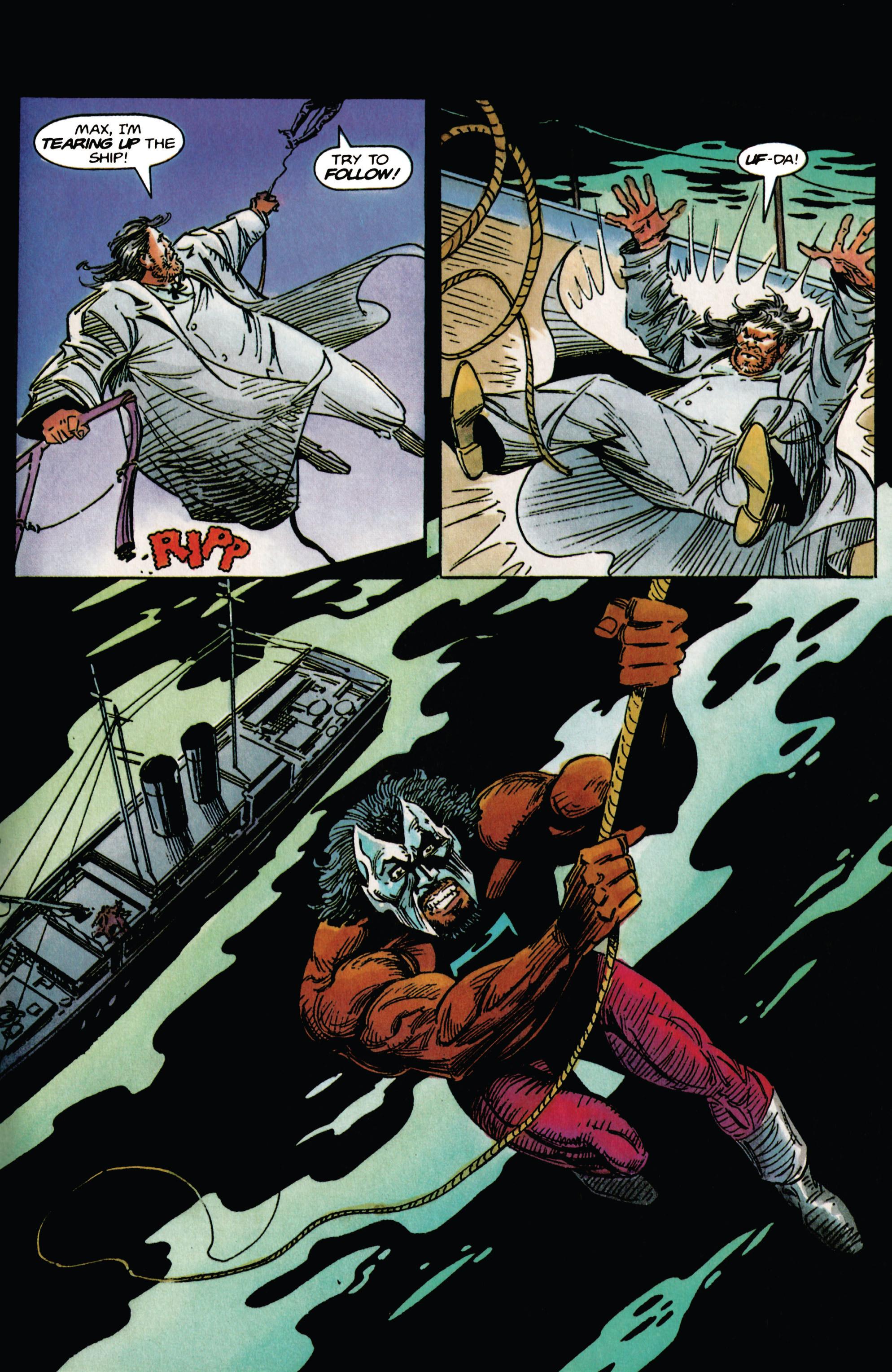 Read online Shadowman (1992) comic -  Issue # _TPB 1 - 33
