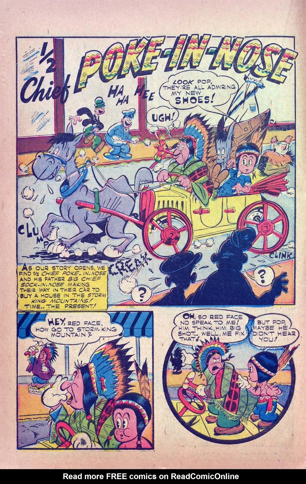Read online Joker Comics comic -  Issue #16 - 24